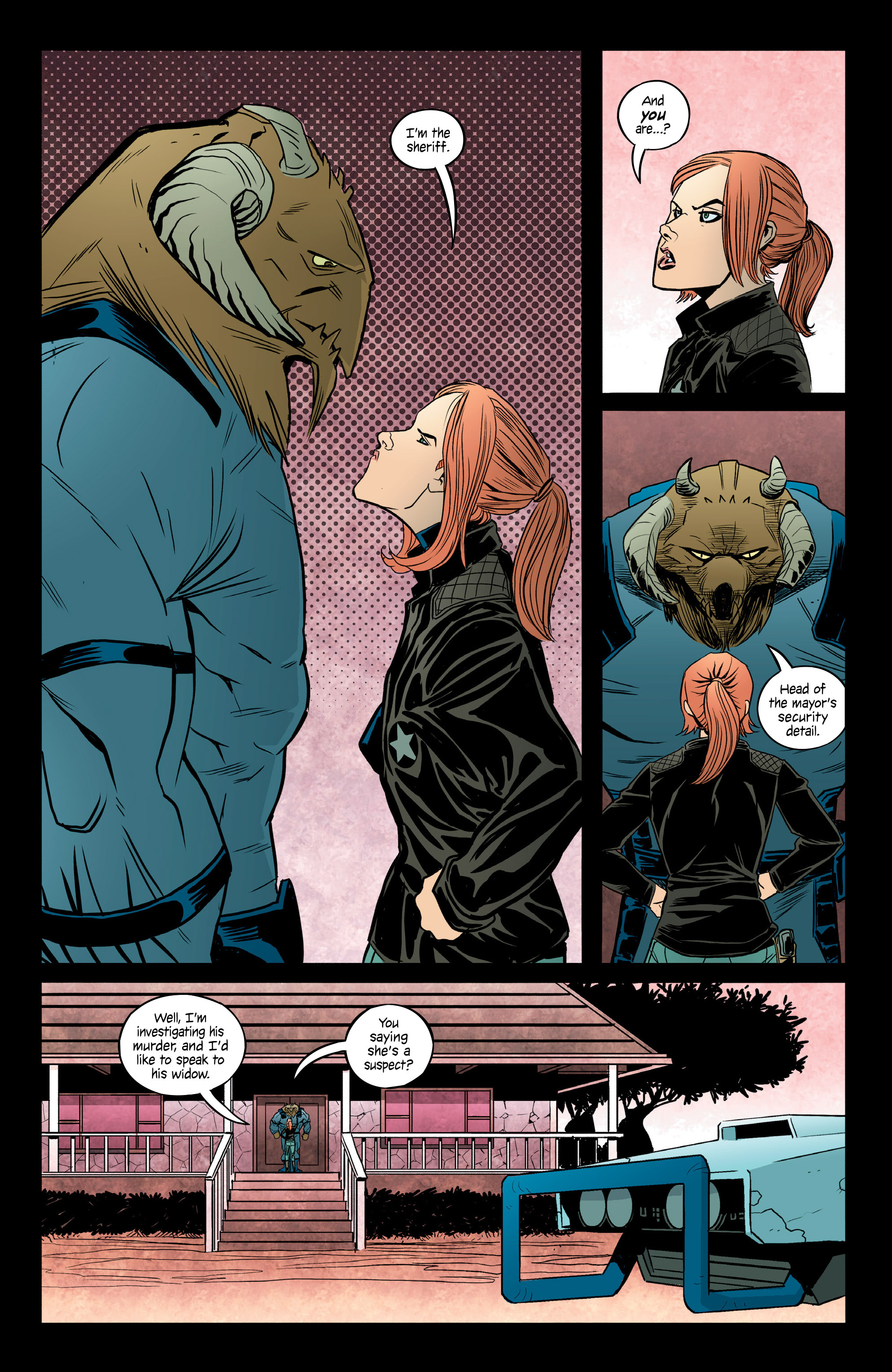 Read online Copperhead comic -  Issue #13 - 4
