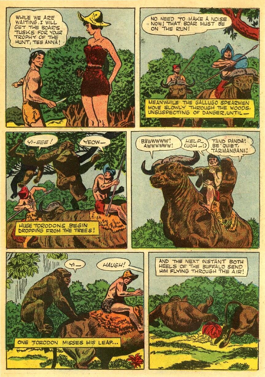 Tarzan (1948) issue 56 - Page 31