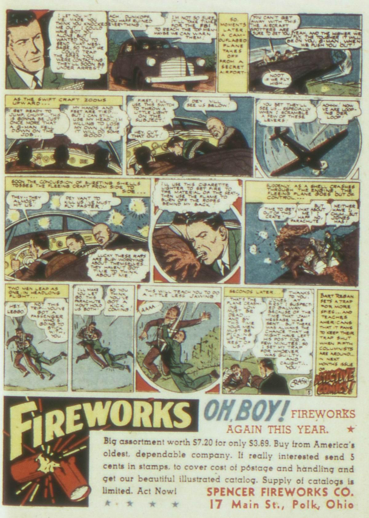 Read online Detective Comics (1937) comic -  Issue #77 - 37