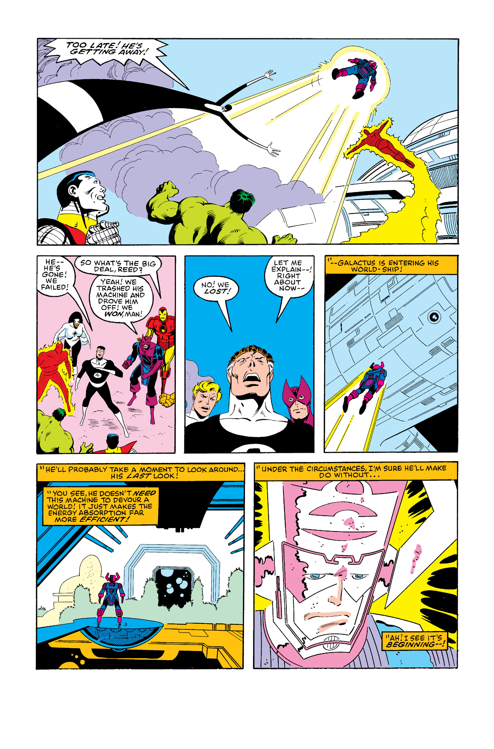 Read online Secret Wars (1985) comic -  Issue #9 - 24
