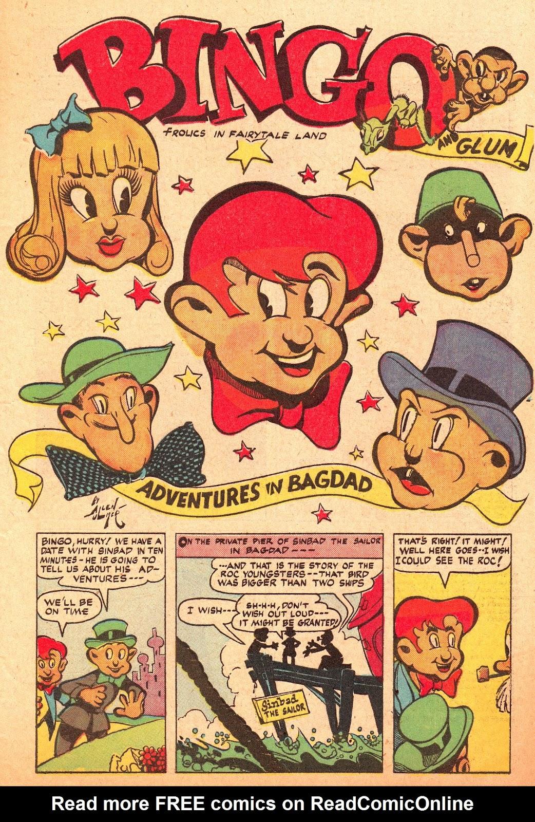 Jingle Jangle Comics issue 21 - Page 5