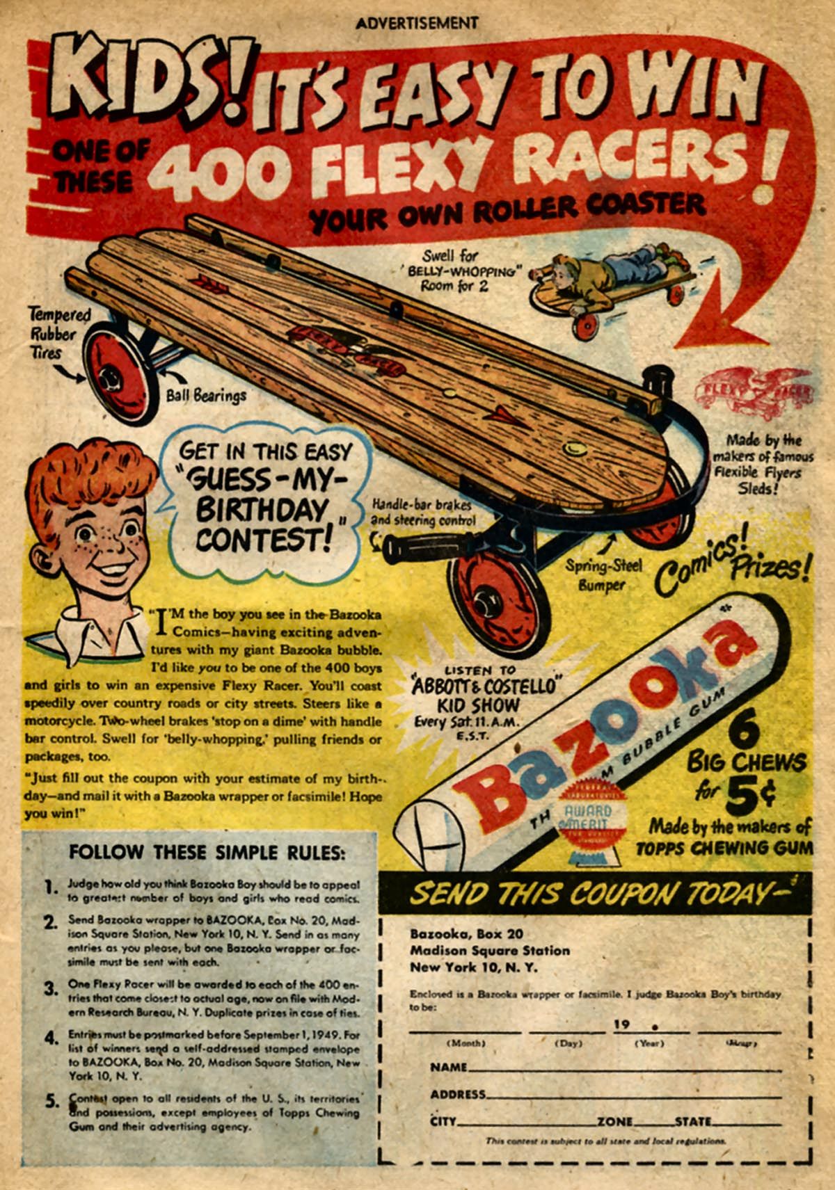 Read online Adventure Comics (1938) comic -  Issue #141 - 27