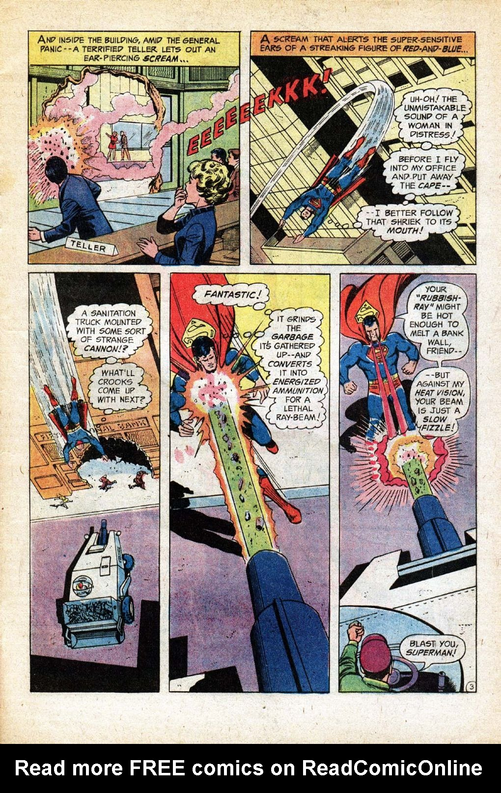 Read online Action Comics (1938) comic -  Issue #434 - 5