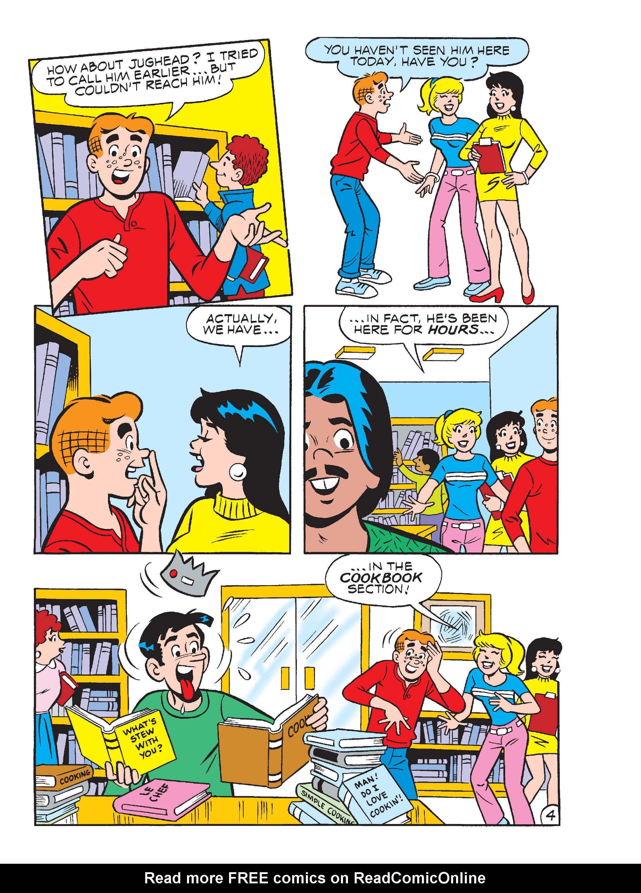 Read online Archie Giant Comics Collection comic -  Issue #Archie Giant Comics Collection TPB (Part 1) - 25