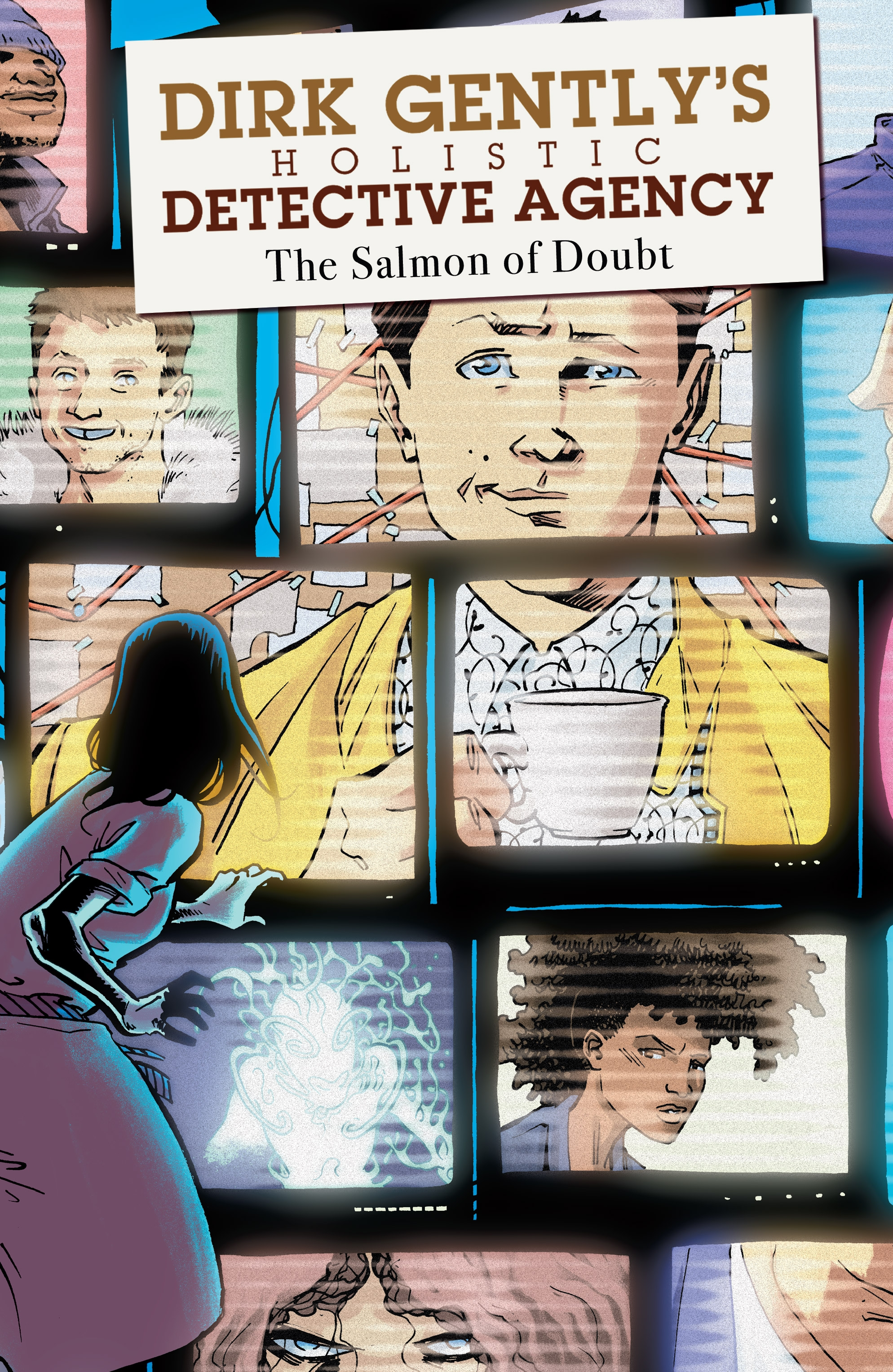 Dirk Gentlys Holistic Detective Agency: The Salmon of Doubt TPB_2 Page 2