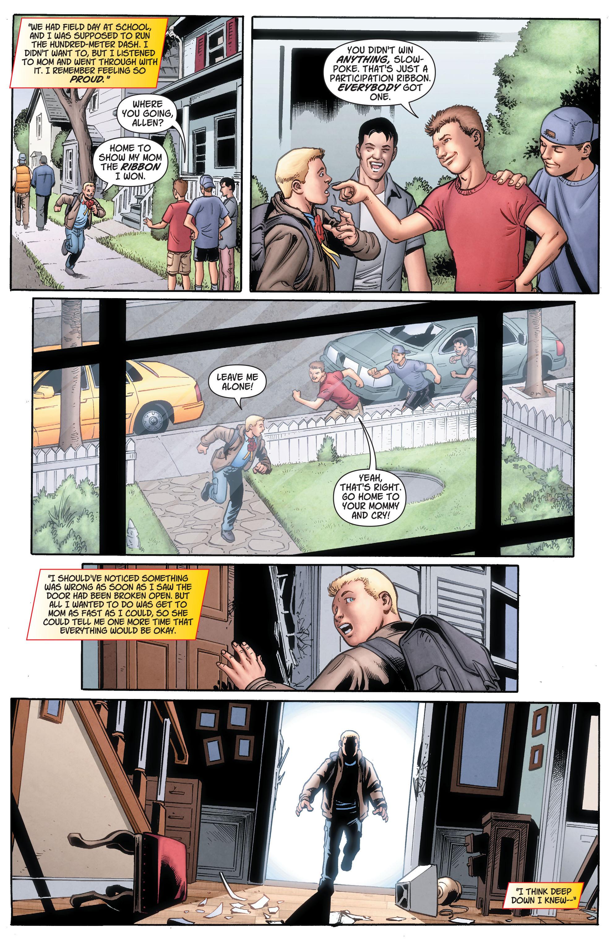 Read online Secret Origins (2014) comic -  Issue #7 - 3