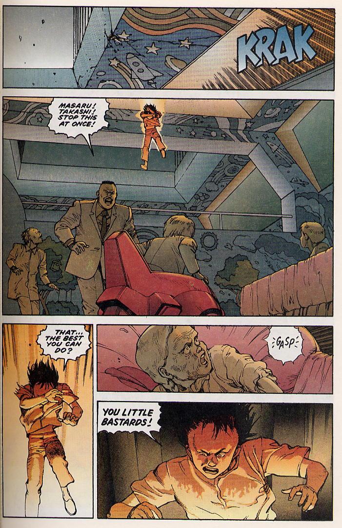 Read online Akira comic -  Issue #8 - 35