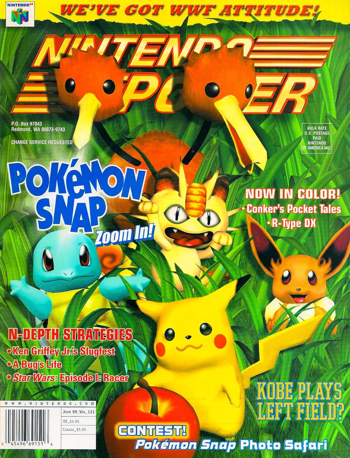 Nintendo Power 121 Page 1