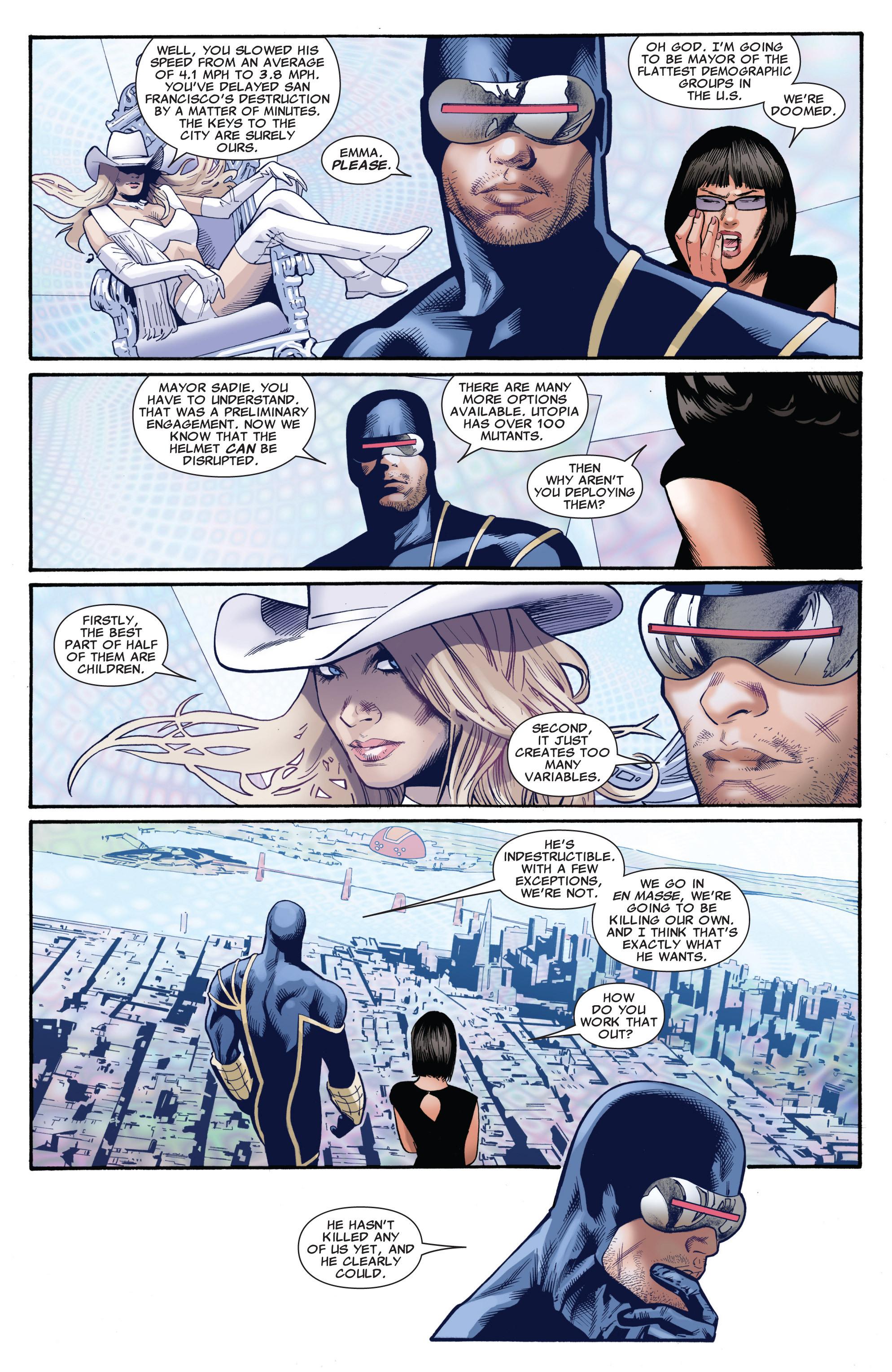 Read online Uncanny X-Men (1963) comic -  Issue #541 - 14