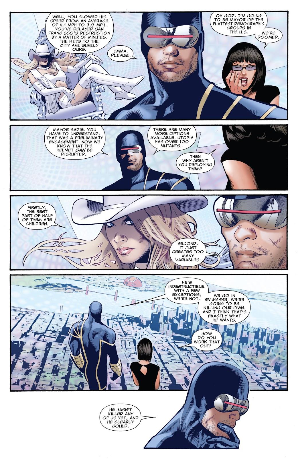 Uncanny X-Men (1963) issue 541 - Page 14