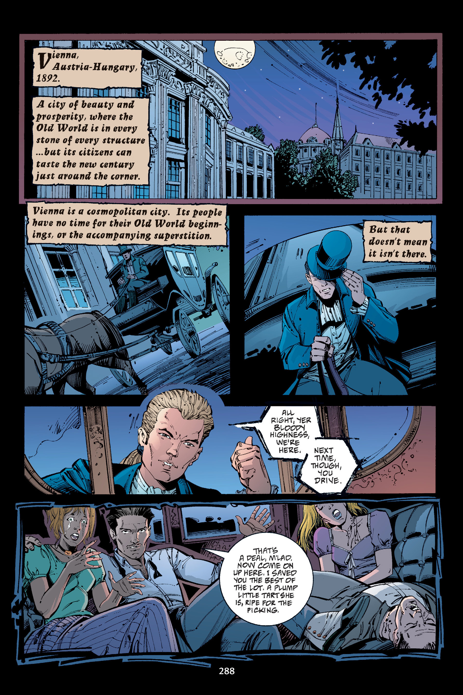 Read online Buffy the Vampire Slayer: Omnibus comic -  Issue # TPB 4 - 285