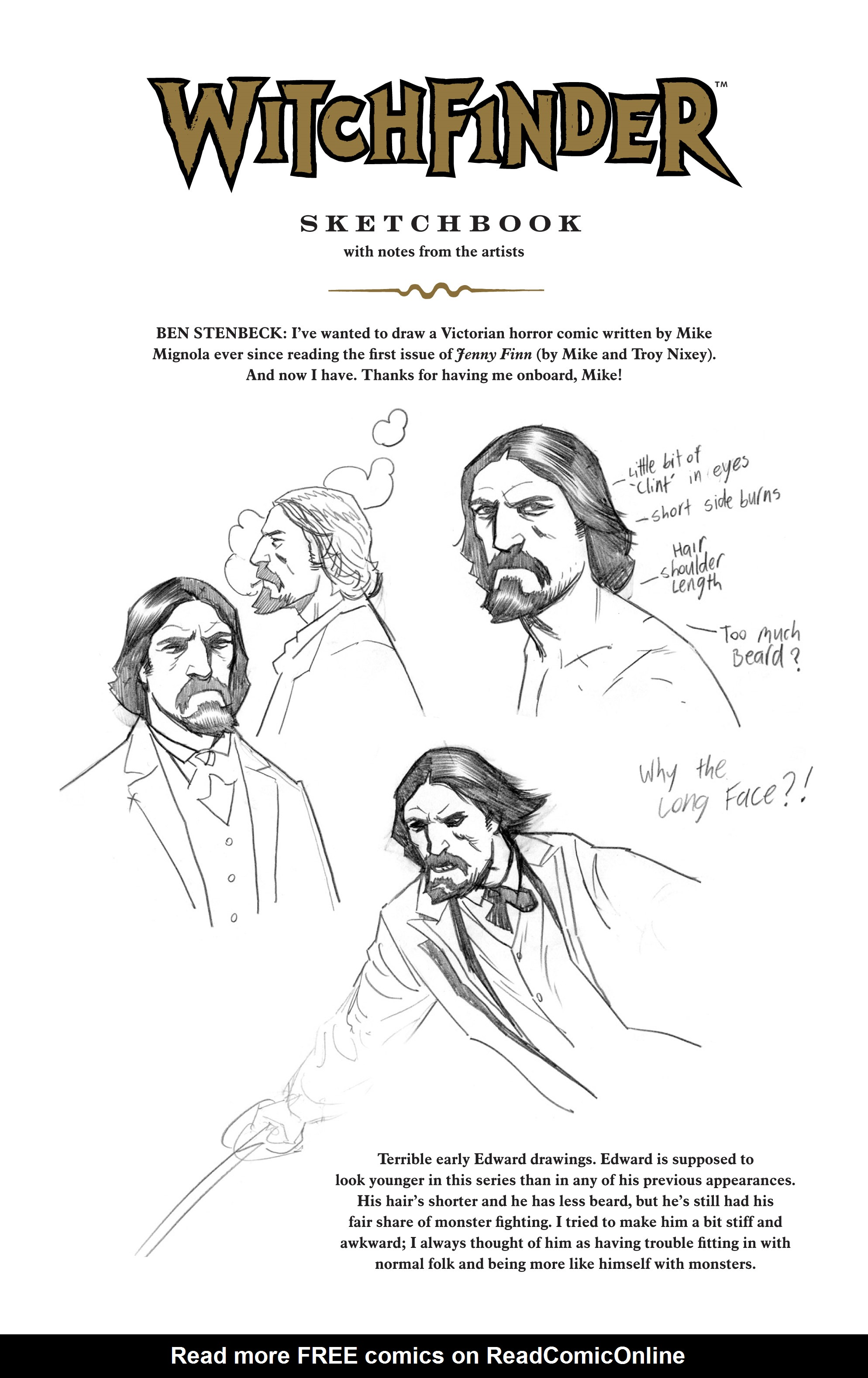 Read online Sir Edward Grey, Witchfinder: In the Service of Angels comic -  Issue # TPB - 142
