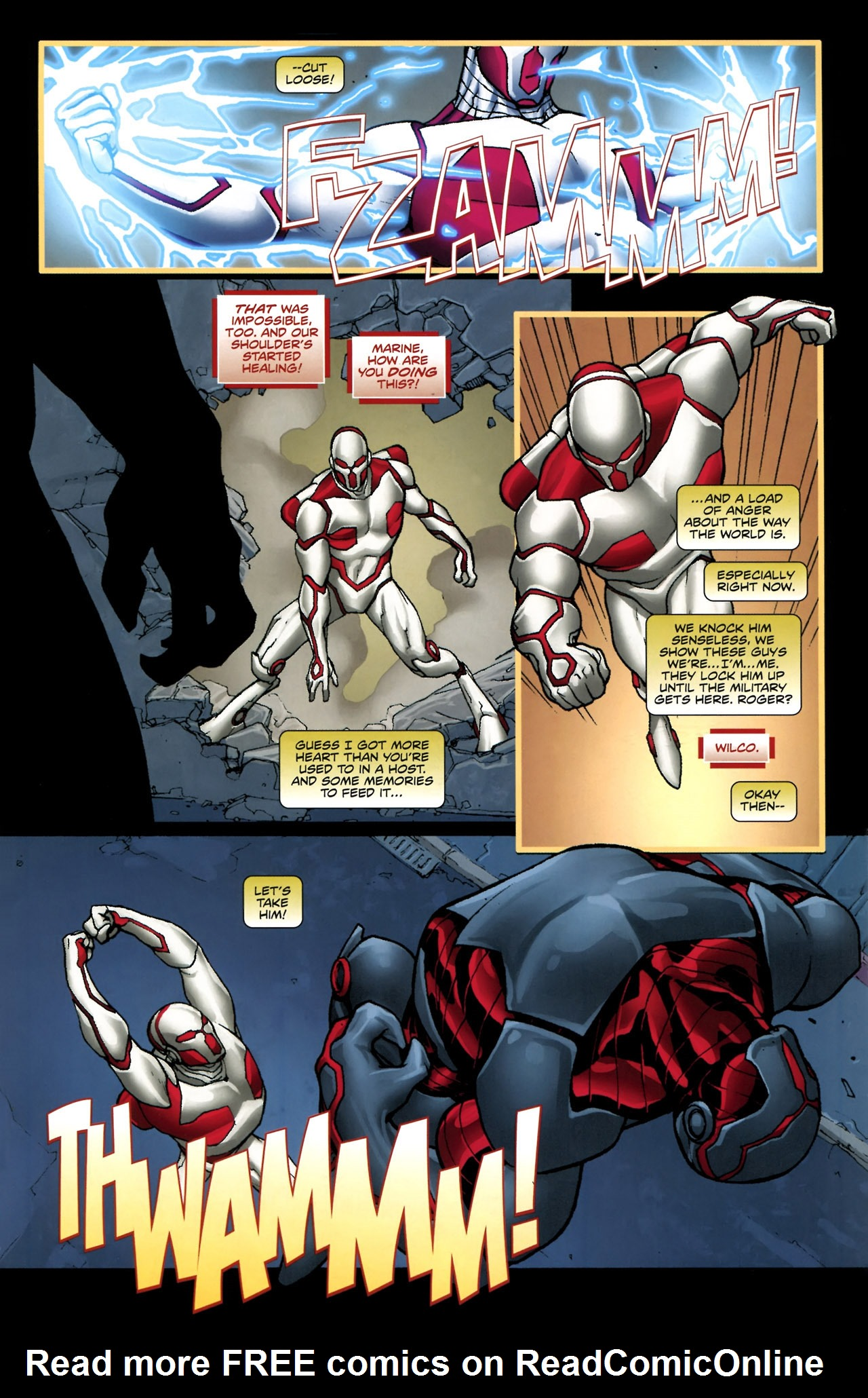 Read online Soldier Zero comic -  Issue #4 - 16