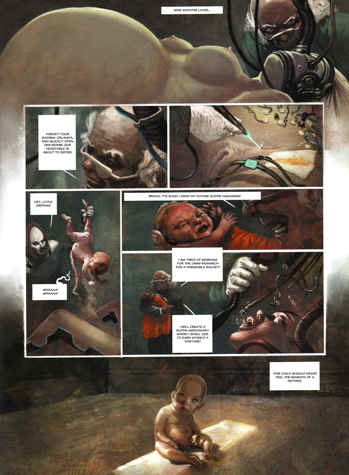 Showman Killer issue 1 - Page 7