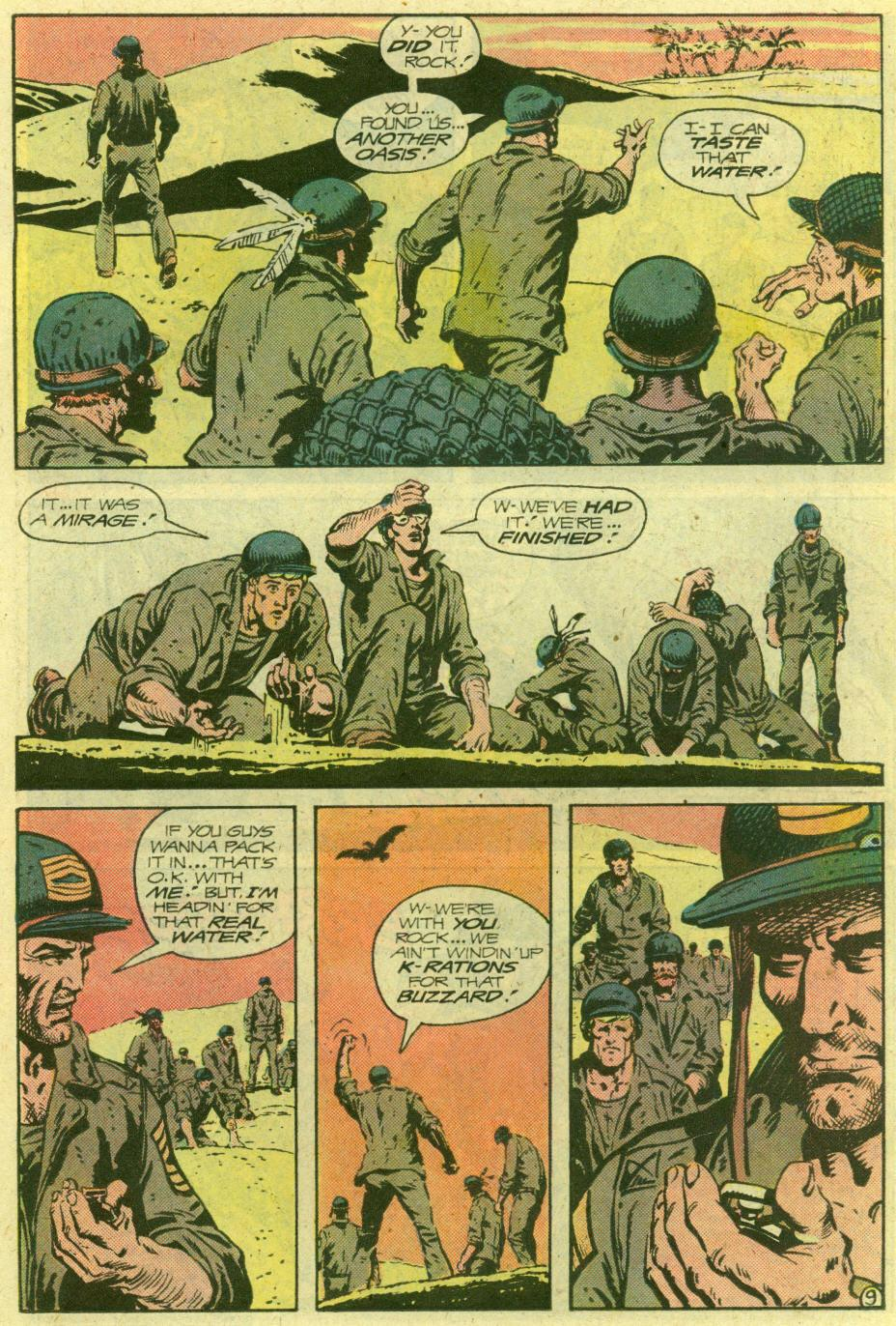 Read online Sgt. Rock comic -  Issue #335 - 16