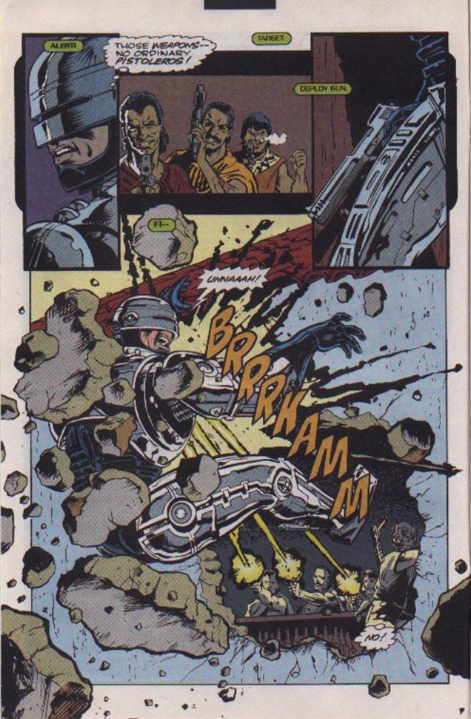 Read online Robocop (1990) comic -  Issue #22 - 5