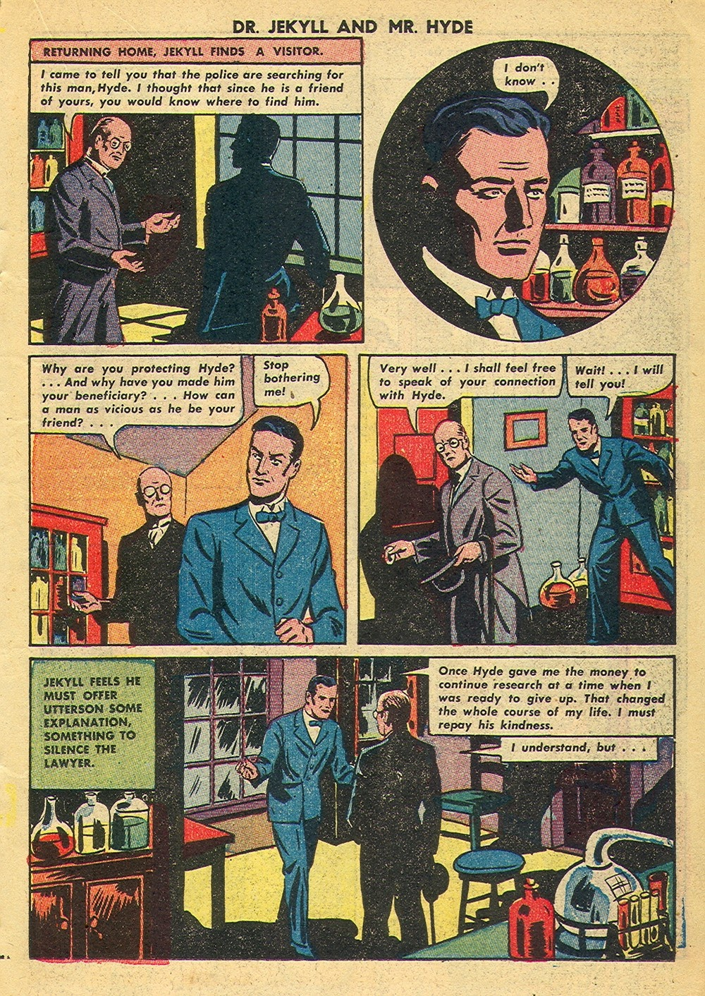 Classics Illustrated issue 13 - Page 37
