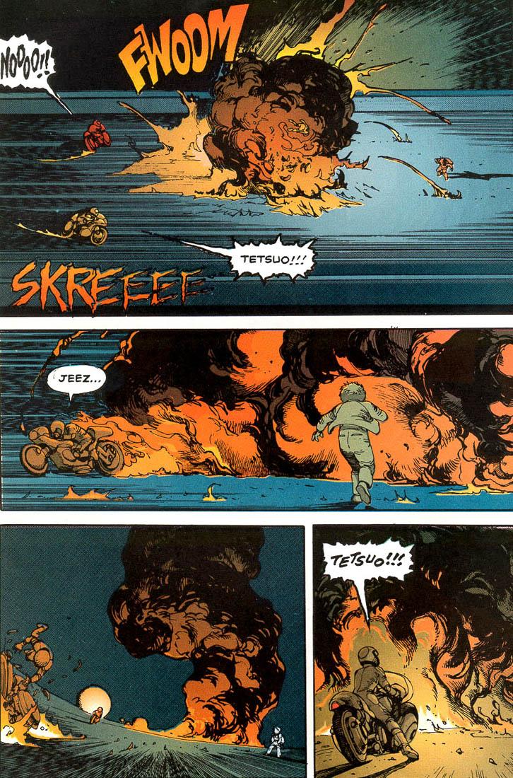 Read online Akira comic -  Issue #1 - 20