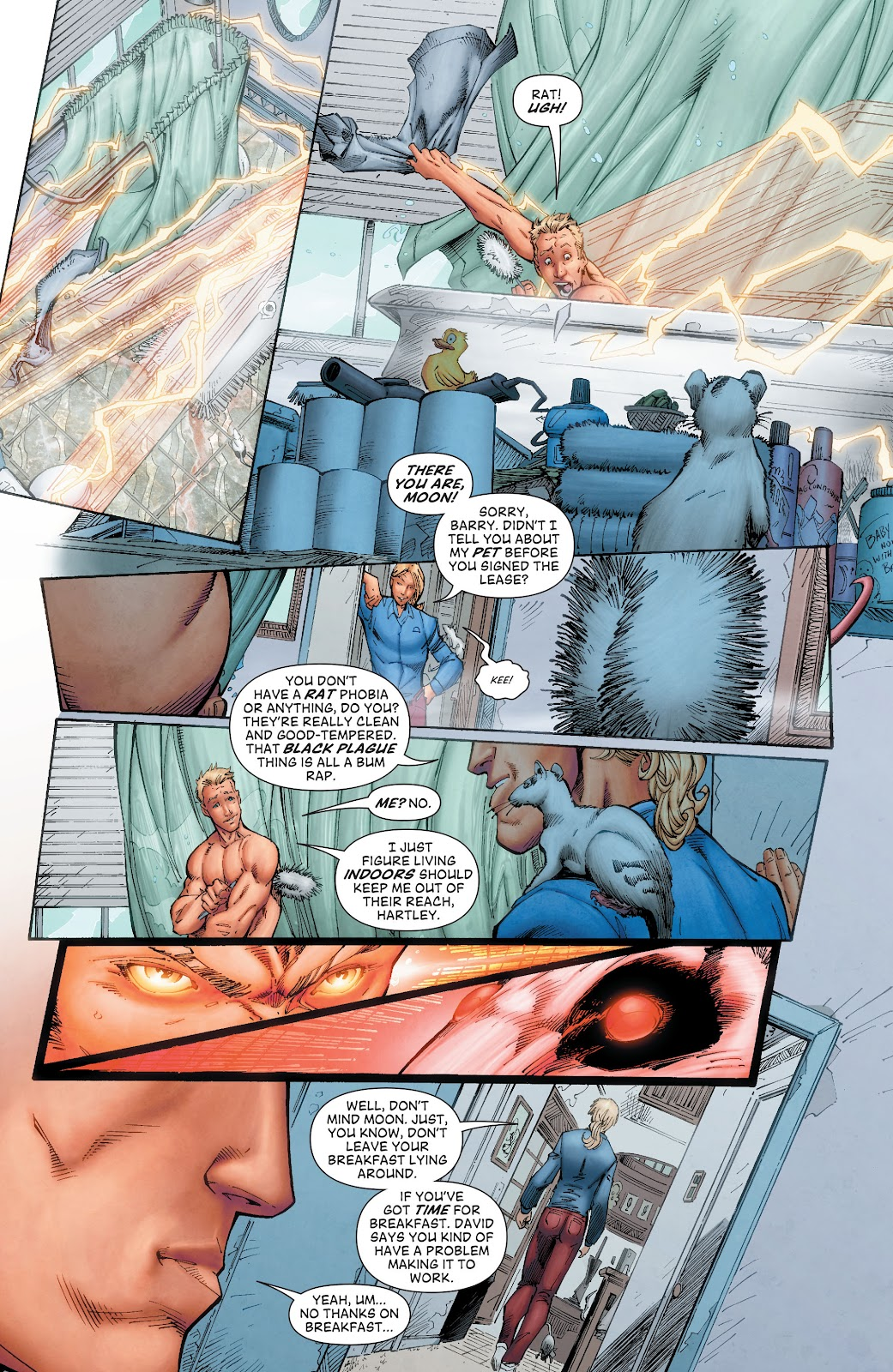 Read online The Flash (2011) comic -  Issue # _TPB 8 (Part 1) - 11