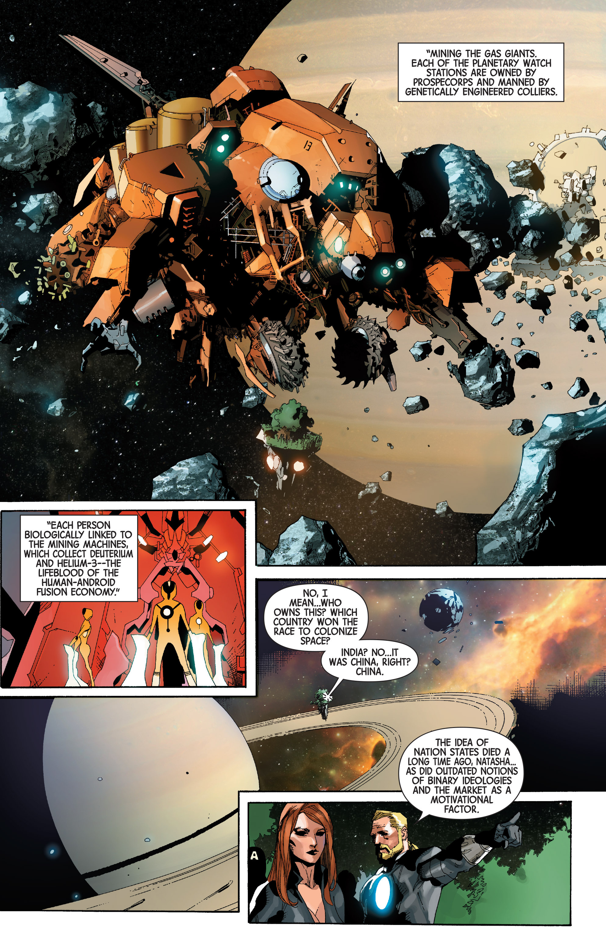 Read online Avengers (2013) comic -  Issue #32 - 11