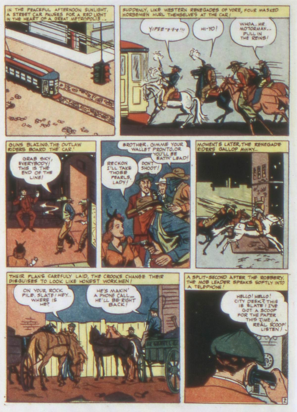 Read online Detective Comics (1937) comic -  Issue #77 - 26
