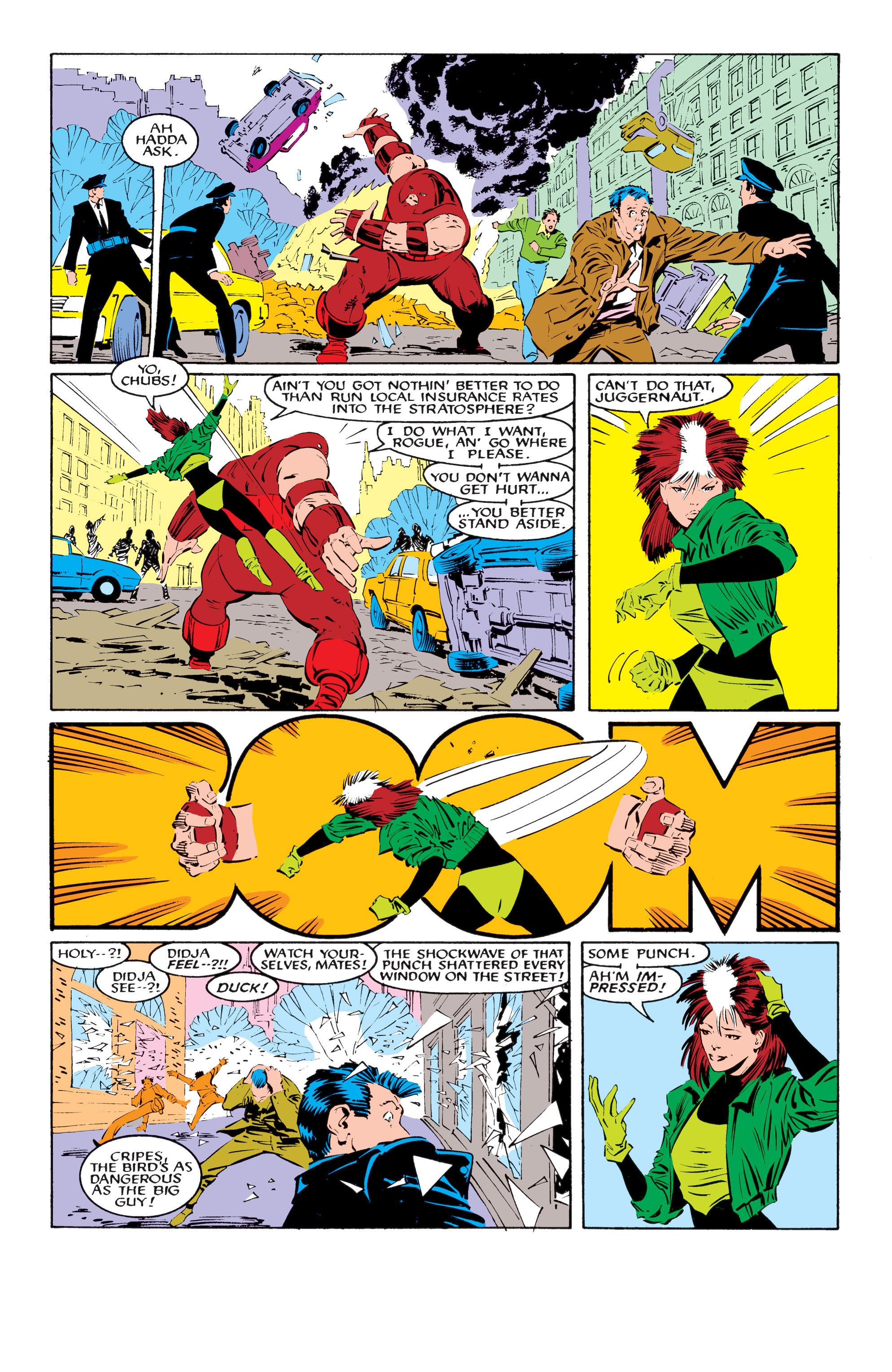 Read online Uncanny X-Men (1963) comic -  Issue #218 - 12
