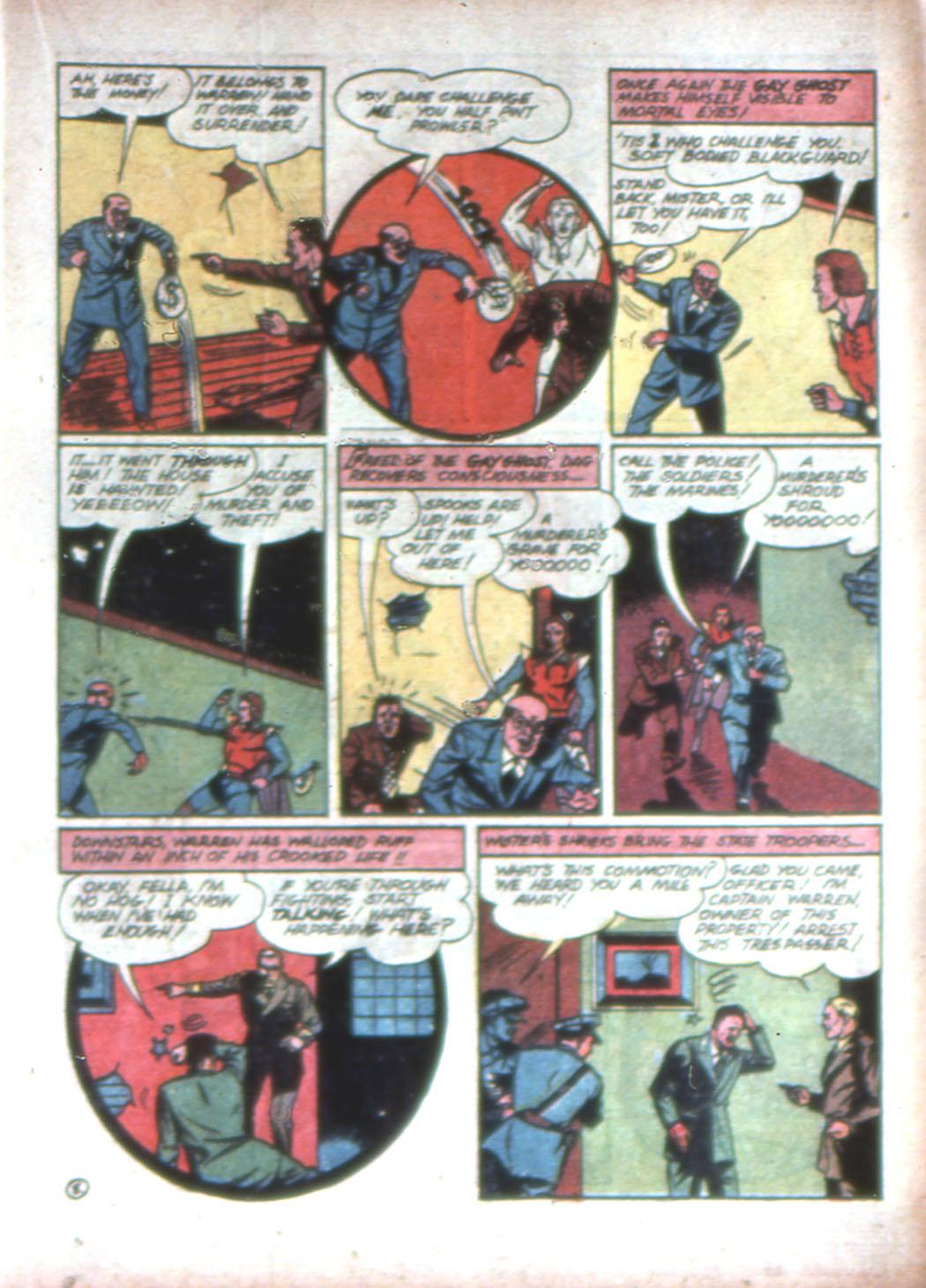 Read online Sensation (Mystery) Comics comic -  Issue #15 - 33
