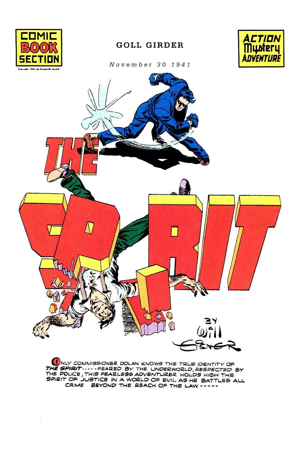 Read online Will Eisner's The Spirit Archives comic -  Issue # TPB 3 (Part 2) - 70