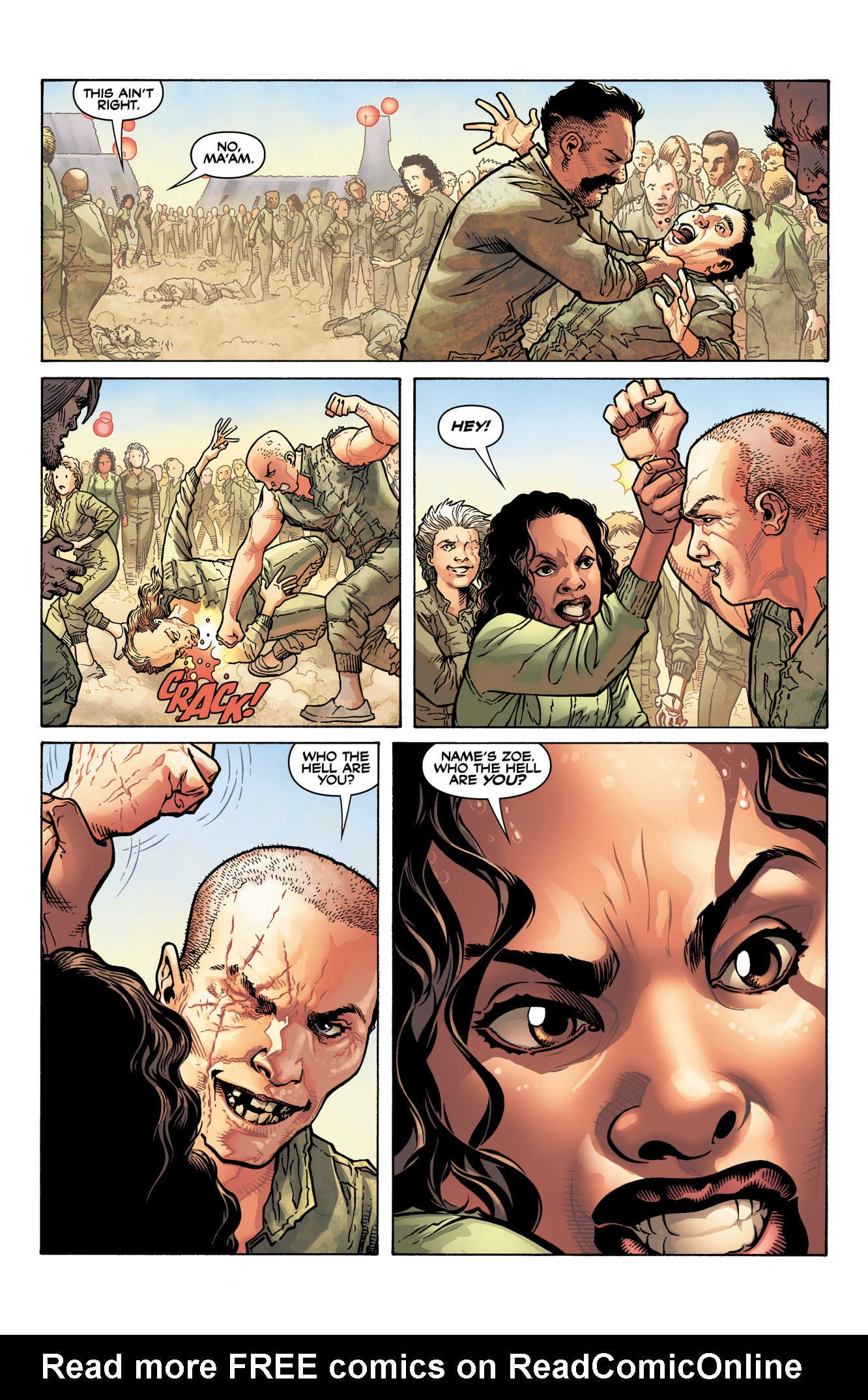Read online Serenity: Firefly Class 03-K64  Leaves on the Wind comic -  Issue #4 - 13