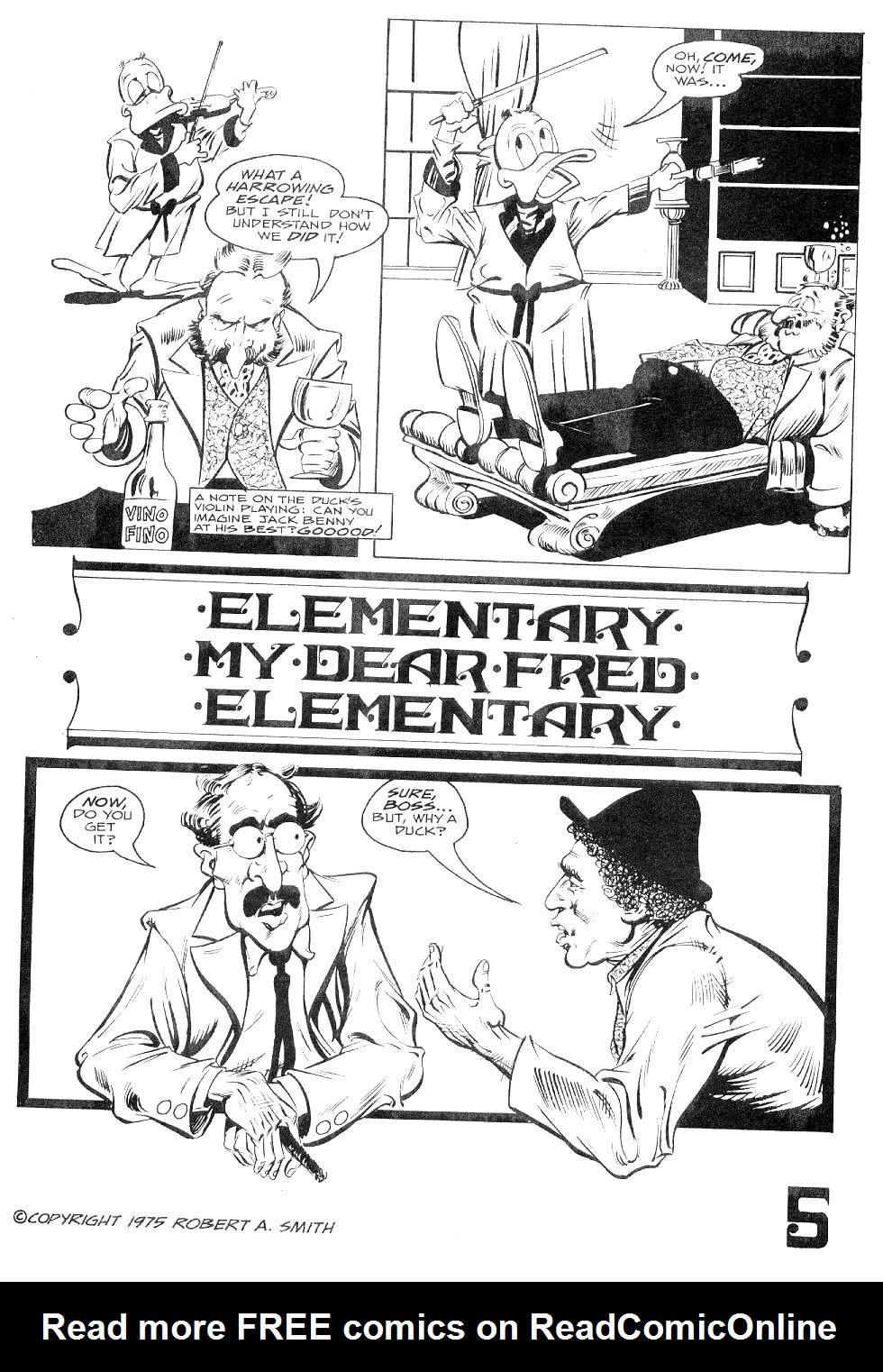 Read online Star*Reach comic -  Issue #4 - 34