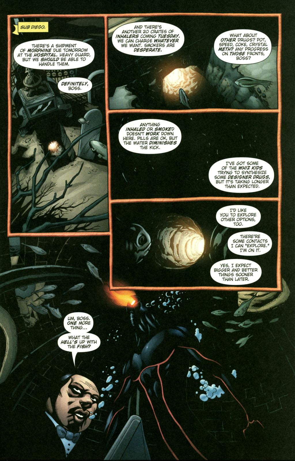 Read online Aquaman (2003) comic -  Issue #22 - 6