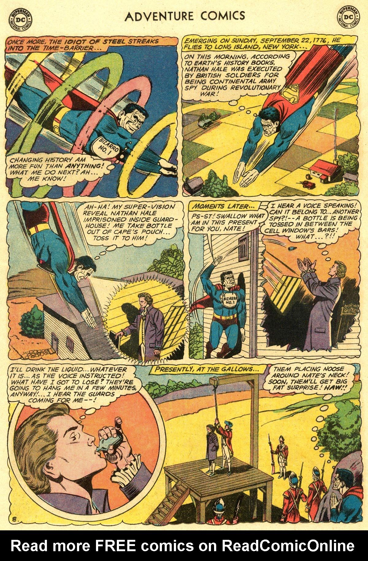 Read online Adventure Comics (1938) comic -  Issue #297 - 28