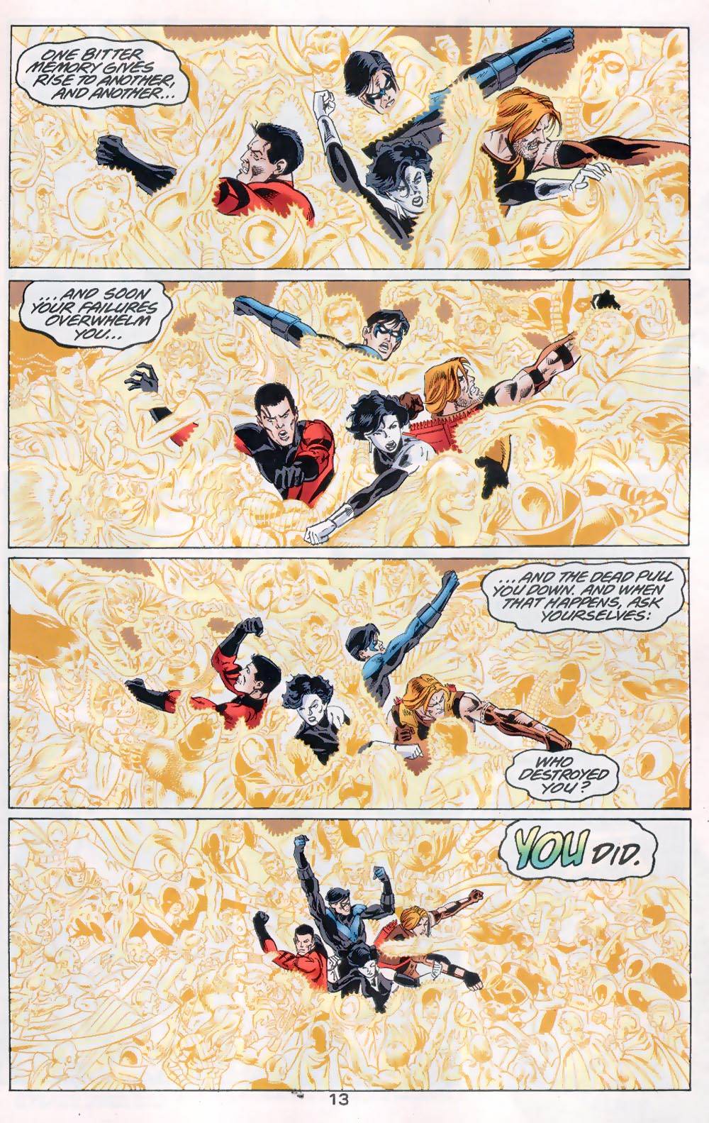 Read online The Titans (1999) comic -  Issue #46 - 14