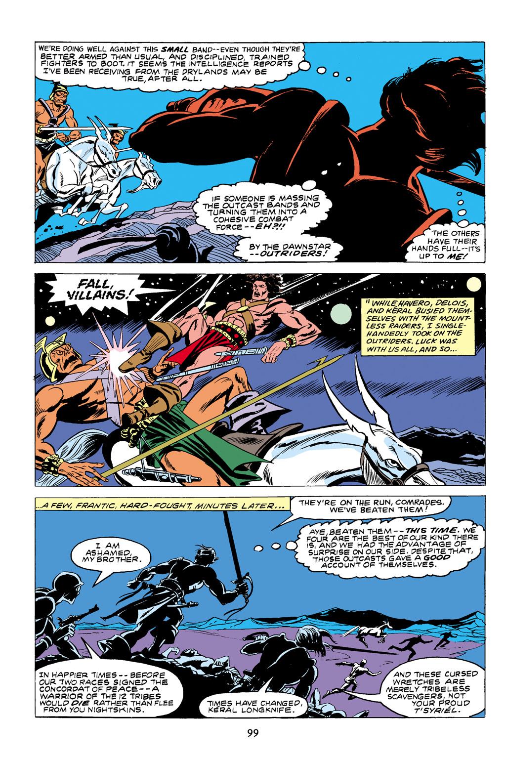 Read online Star Wars Omnibus comic -  Issue # Vol. 16 - 98