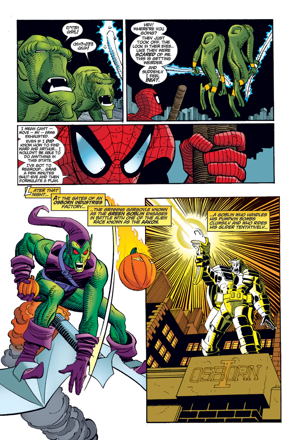 The Amazing Spider-Man (1999) 24 Page 5