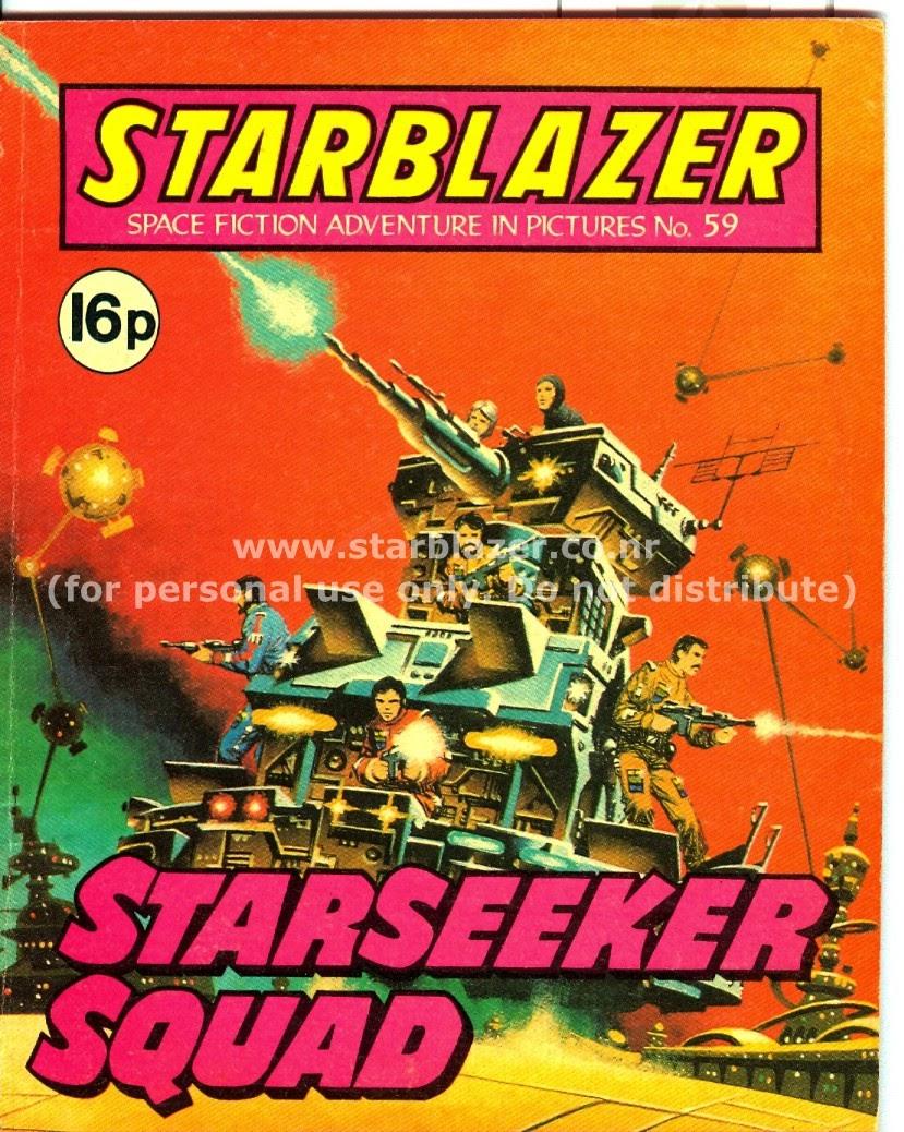 Starblazer issue 59 - Page 2