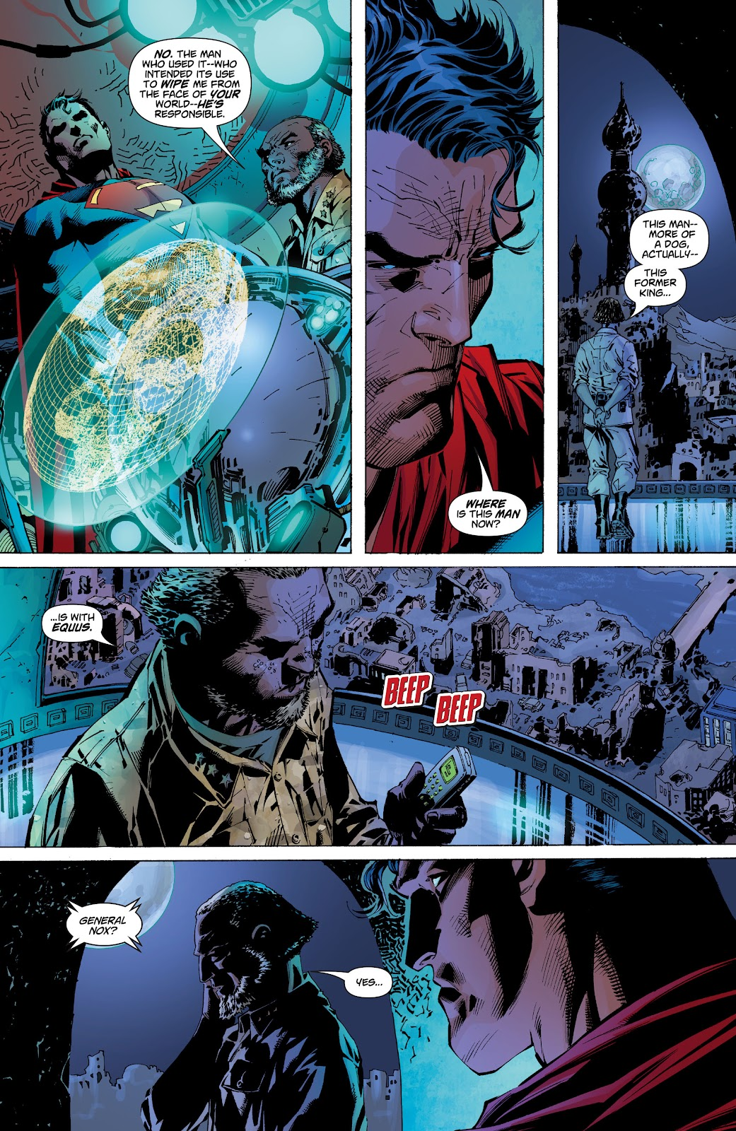 Read online Superman: For Tomorrow comic -  Issue # TPB (Part 1) - 81