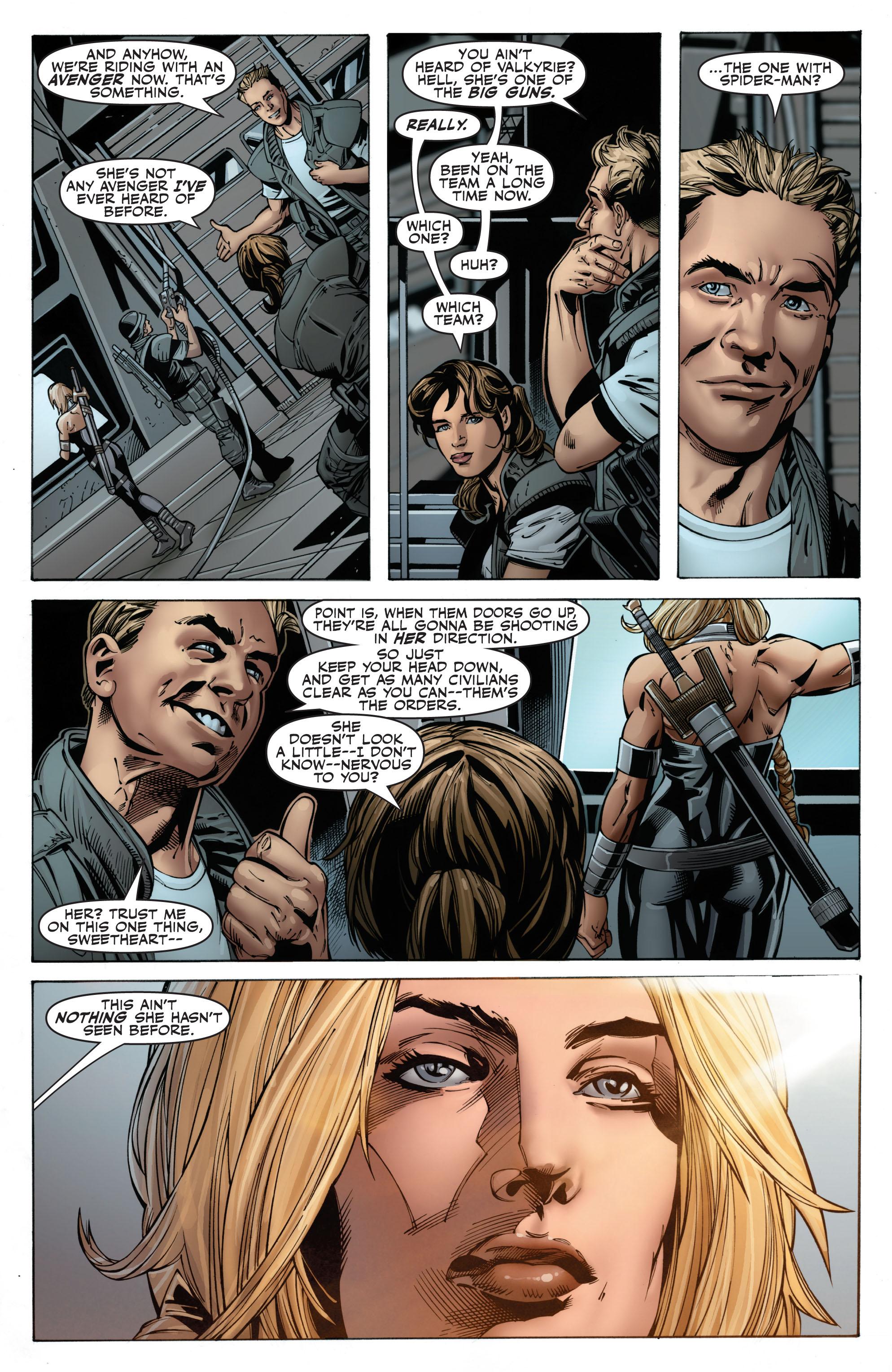 Read online Secret Avengers (2010) comic -  Issue #14 - 9