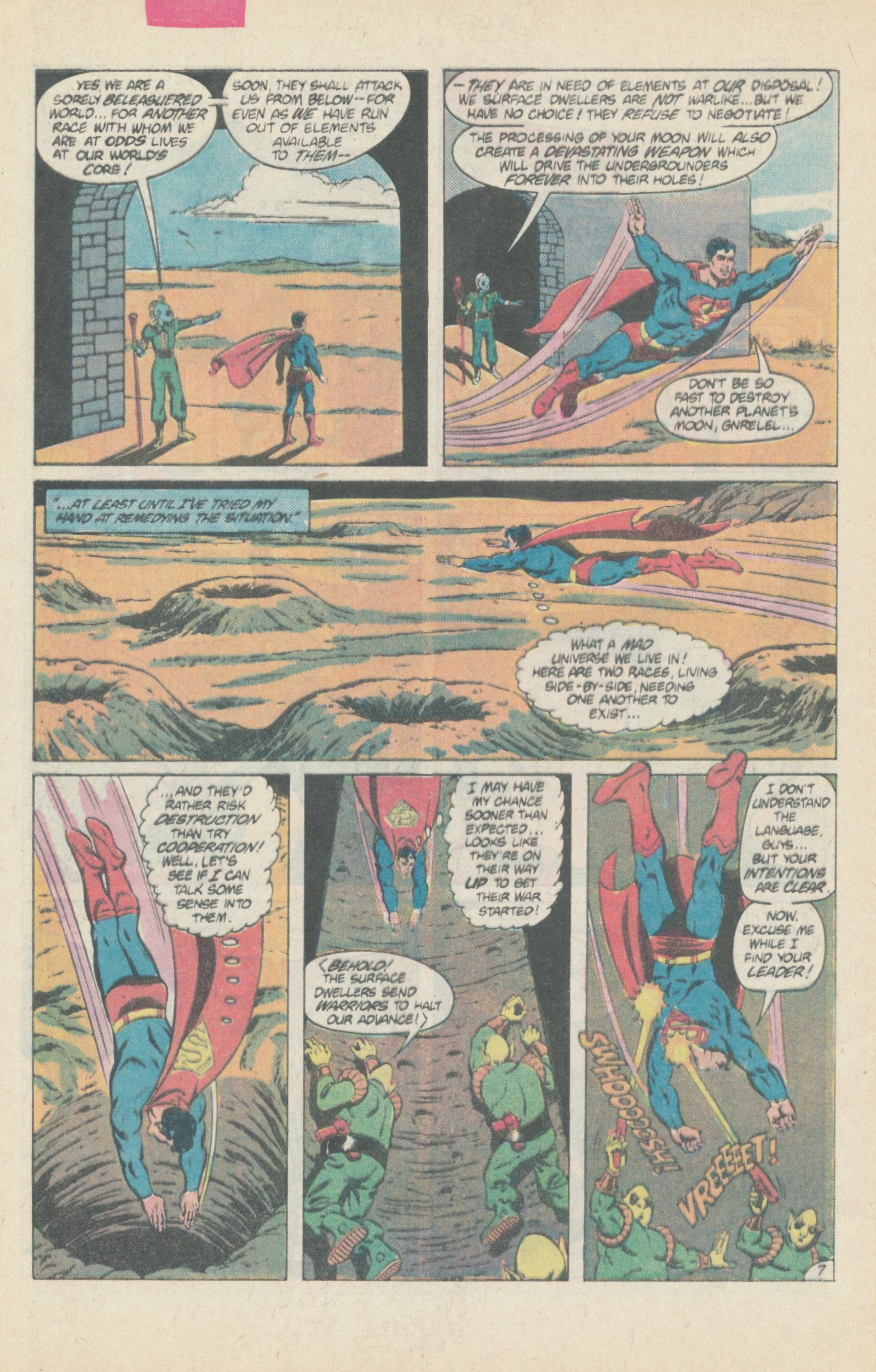 Read online Action Comics (1938) comic -  Issue #580 - 32