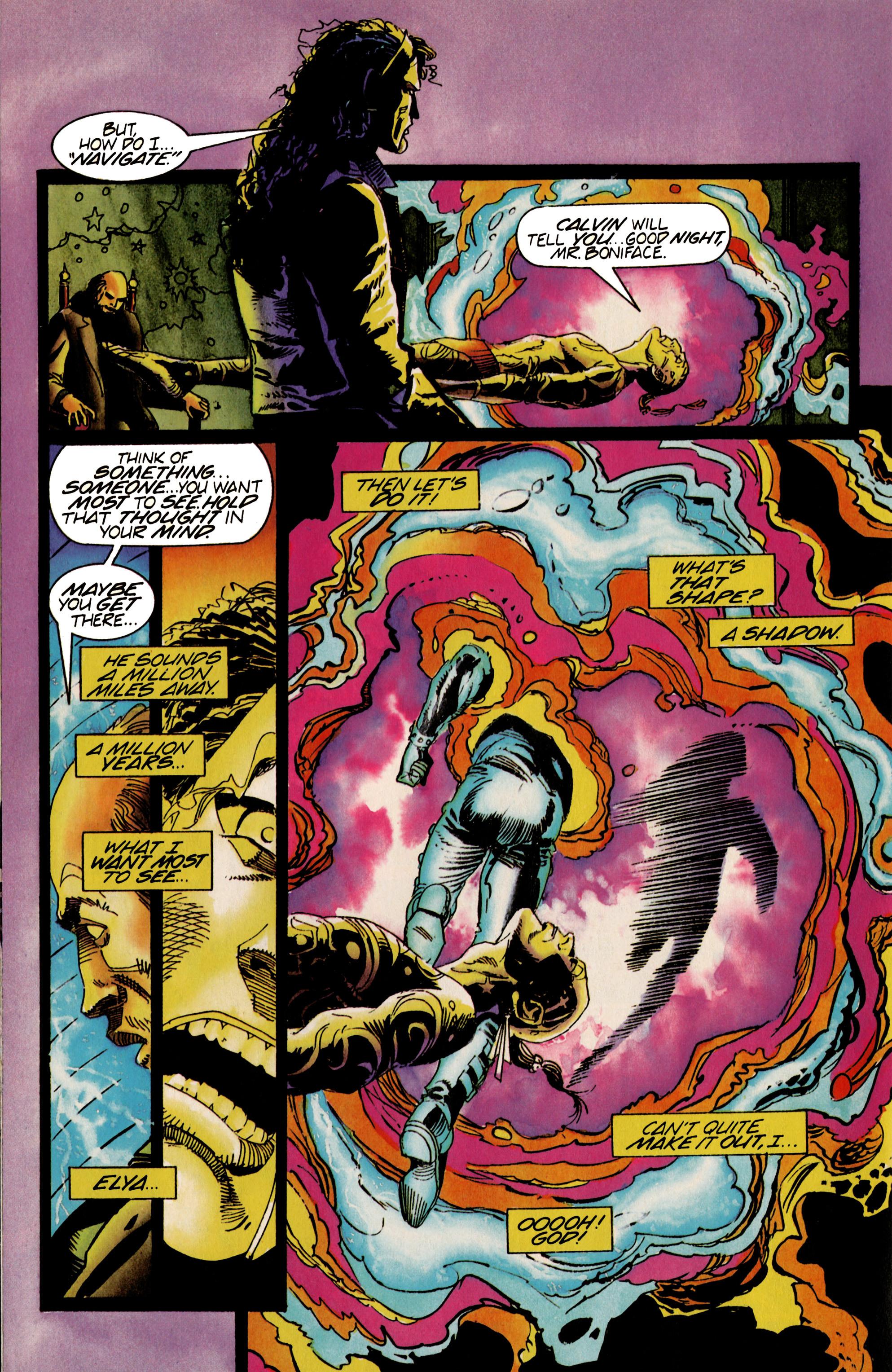 Read online Shadowman (1992) comic -  Issue #21 - 5