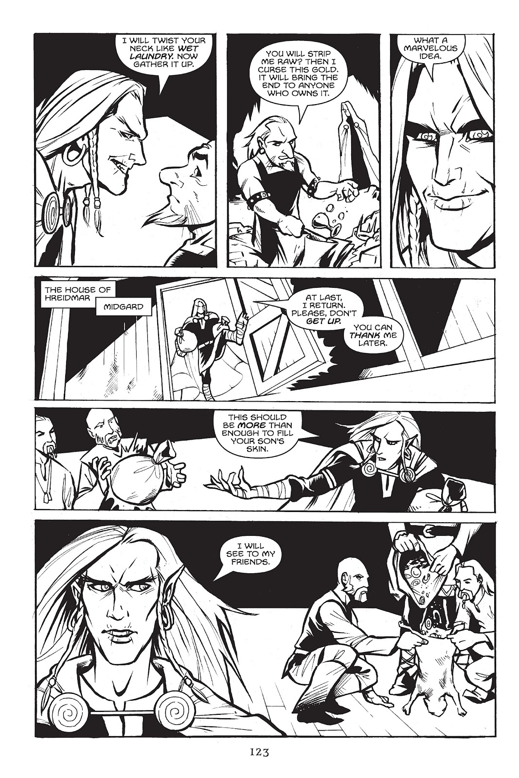 Read online Gods of Asgard comic -  Issue # TPB (Part 2) - 25