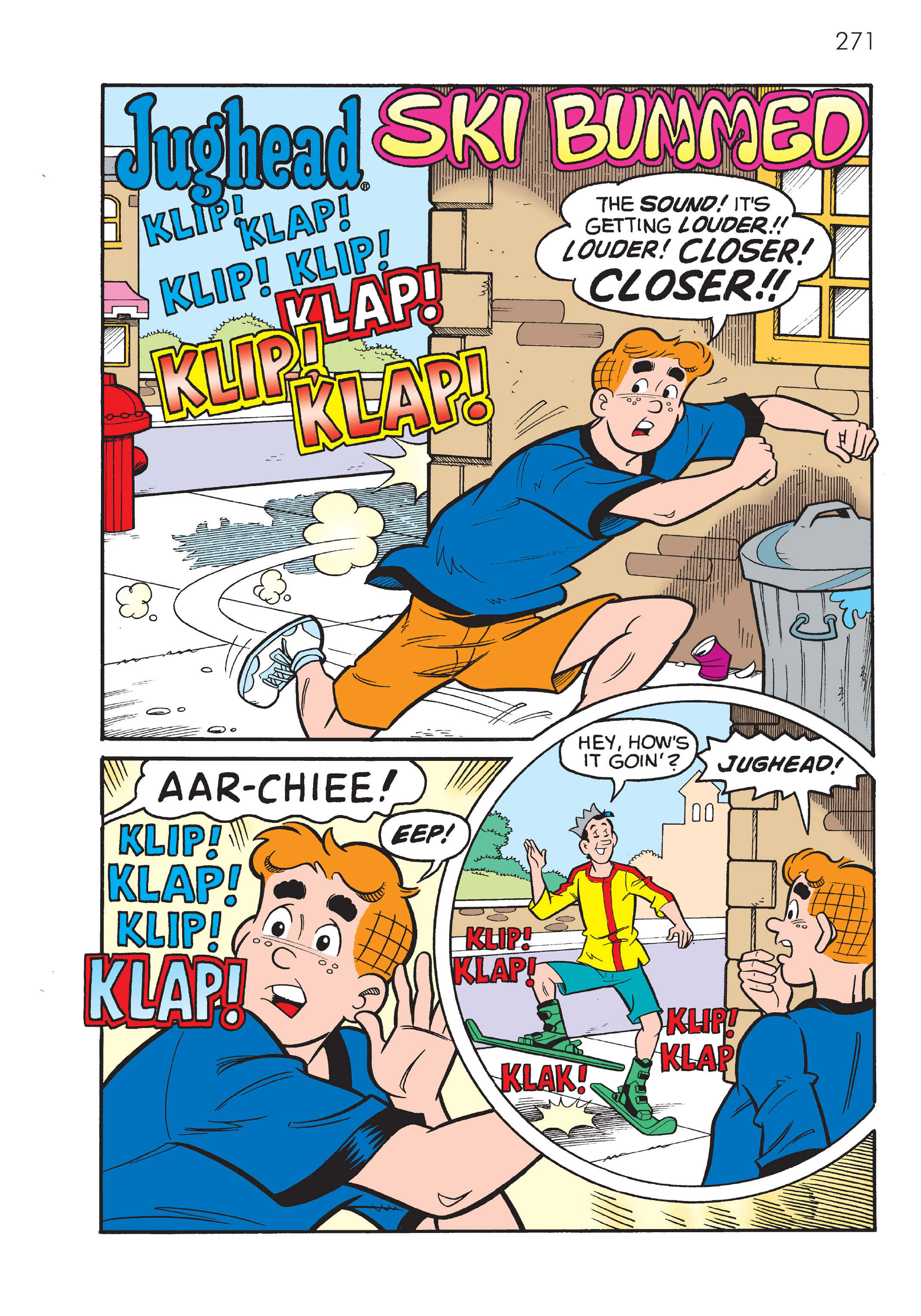 Read online The Best of Archie Comics comic -  Issue # TPB 4 (Part 2) - 61