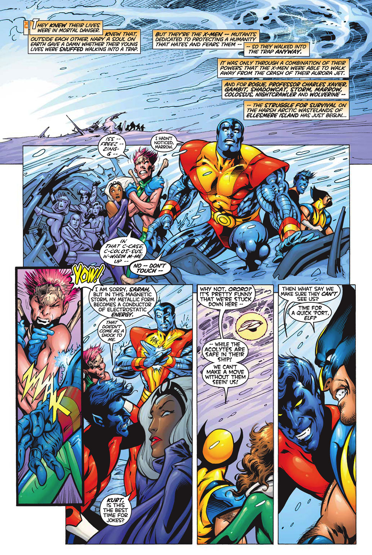 X-Men (1991) 86 Page 5
