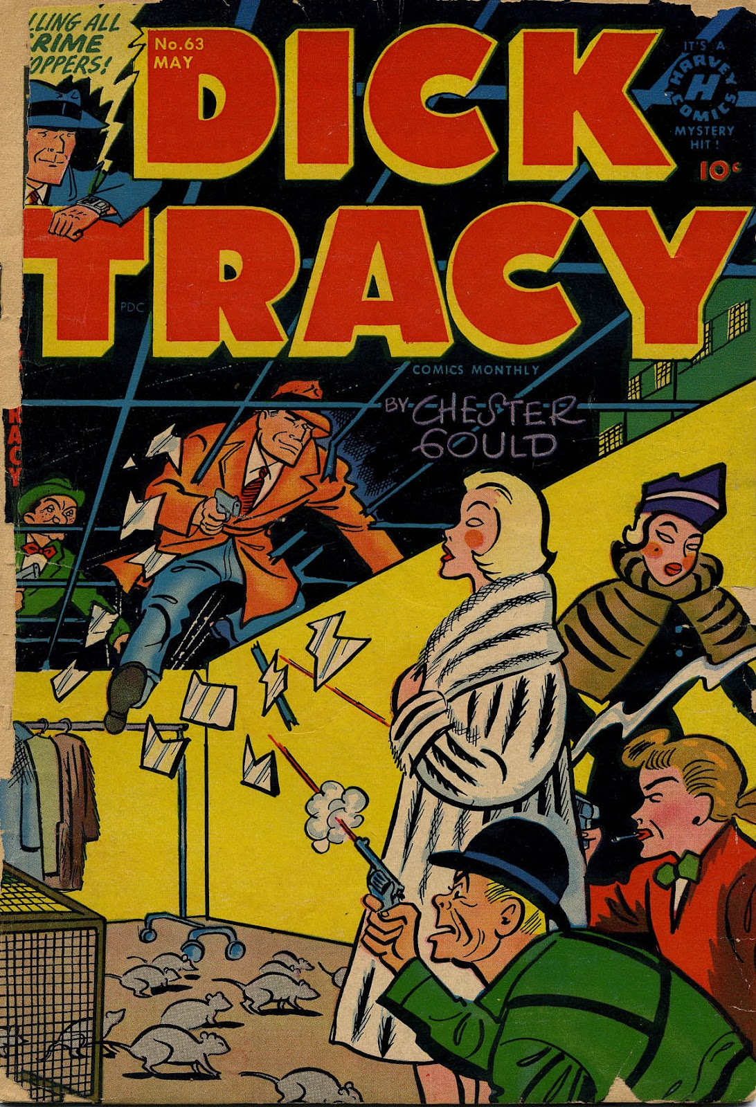 Dick Tracy (1950) 63 Page 1