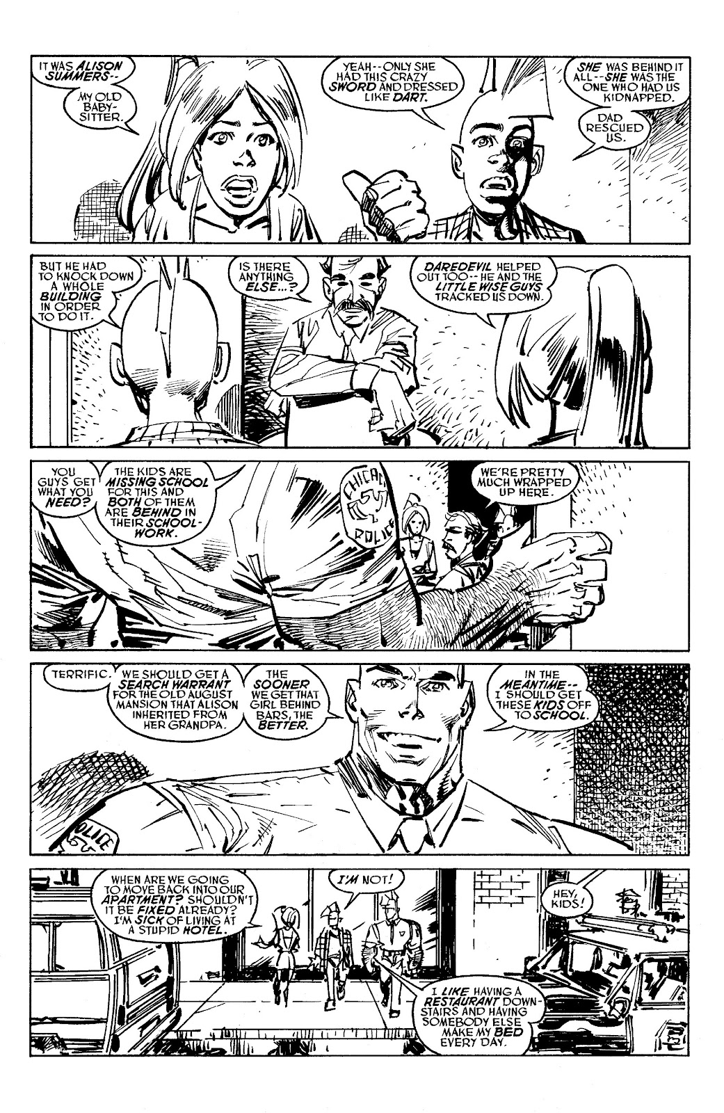 Read online Savage Dragon Archives comic -  Issue # TPB 6 (Part 5) - 69