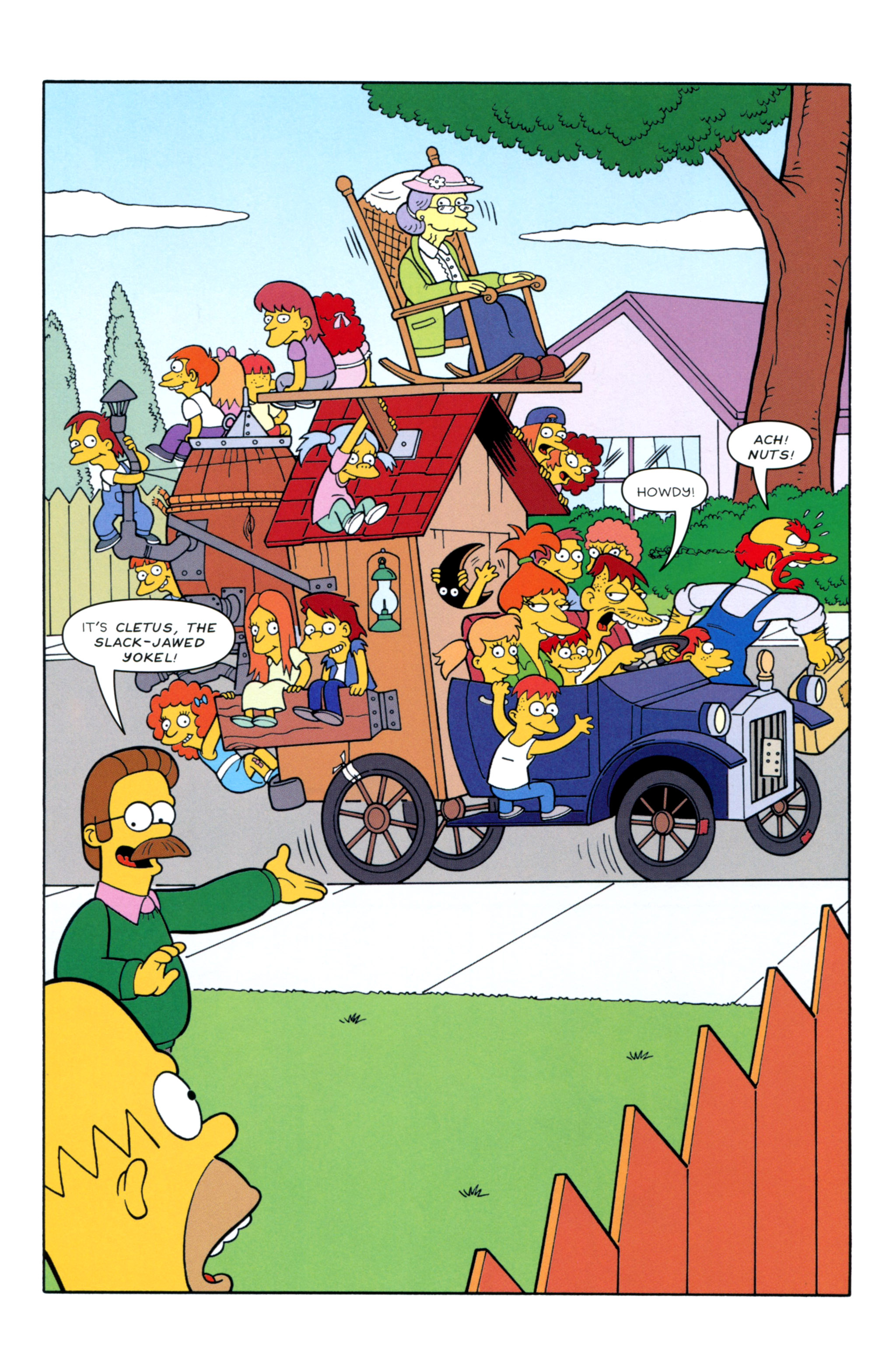 Read online Simpsons Illustrated (2012) comic -  Issue #12 - 10
