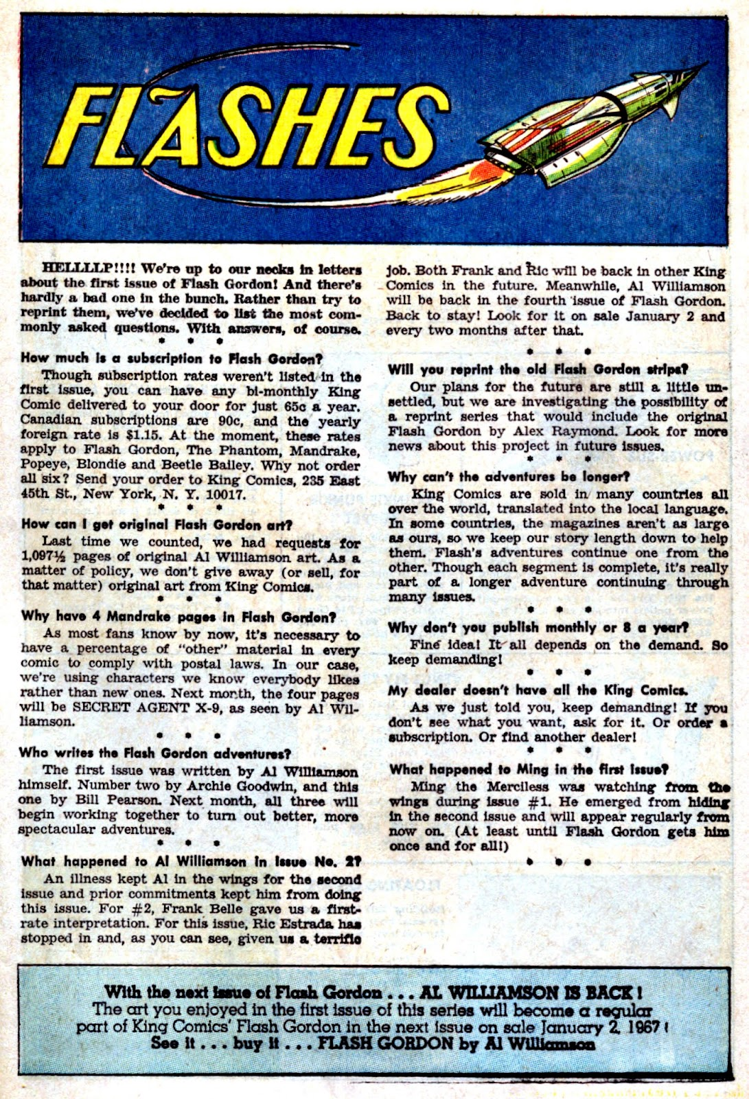 Flash Gordon (1966) issue 3 - Page 15