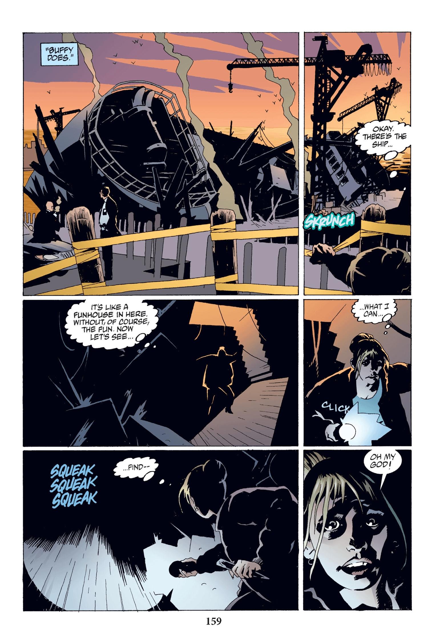 Read online Buffy the Vampire Slayer: Omnibus comic -  Issue # TPB 2 - 153