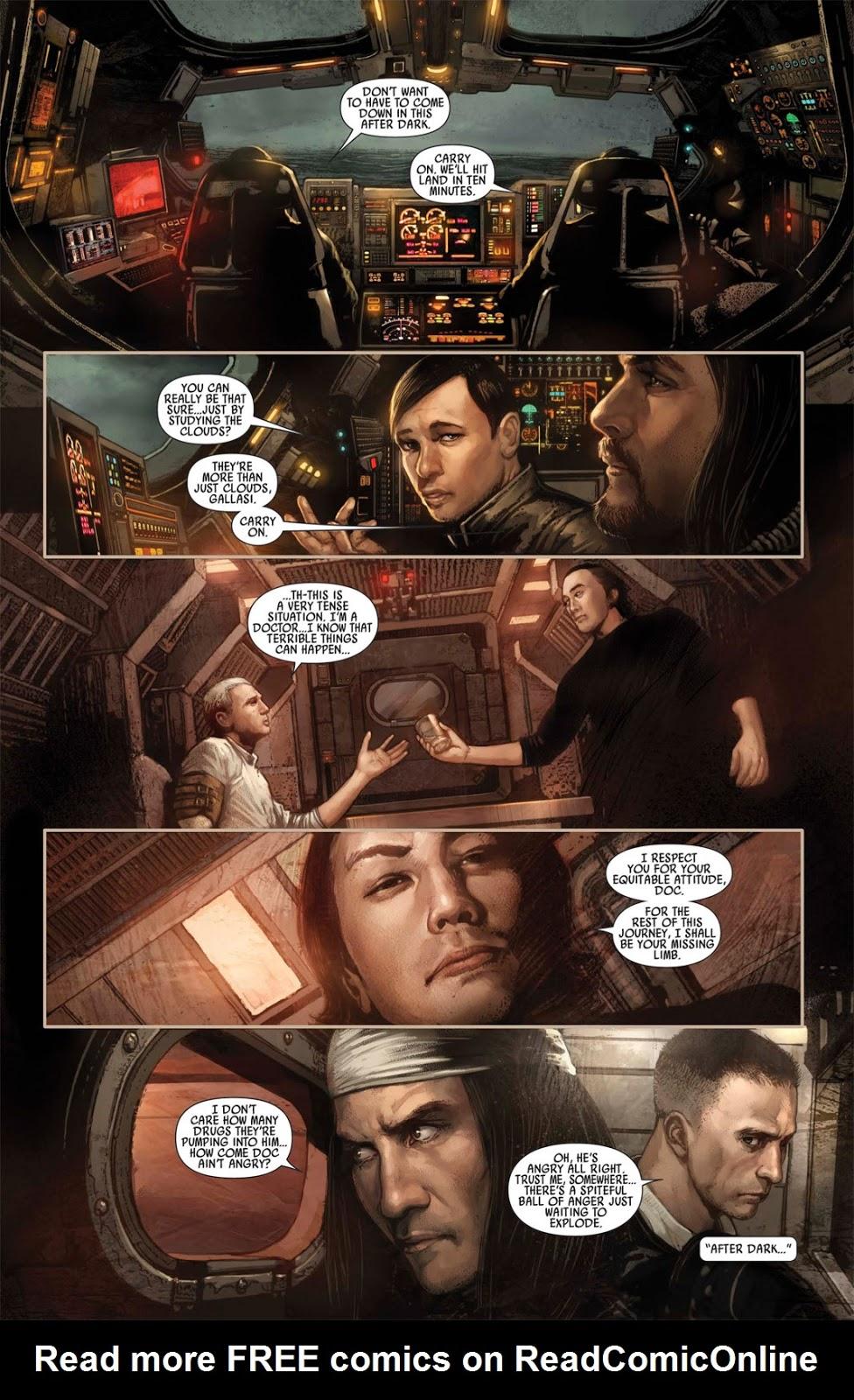 Read online After Dark comic -  Issue #2 - 13