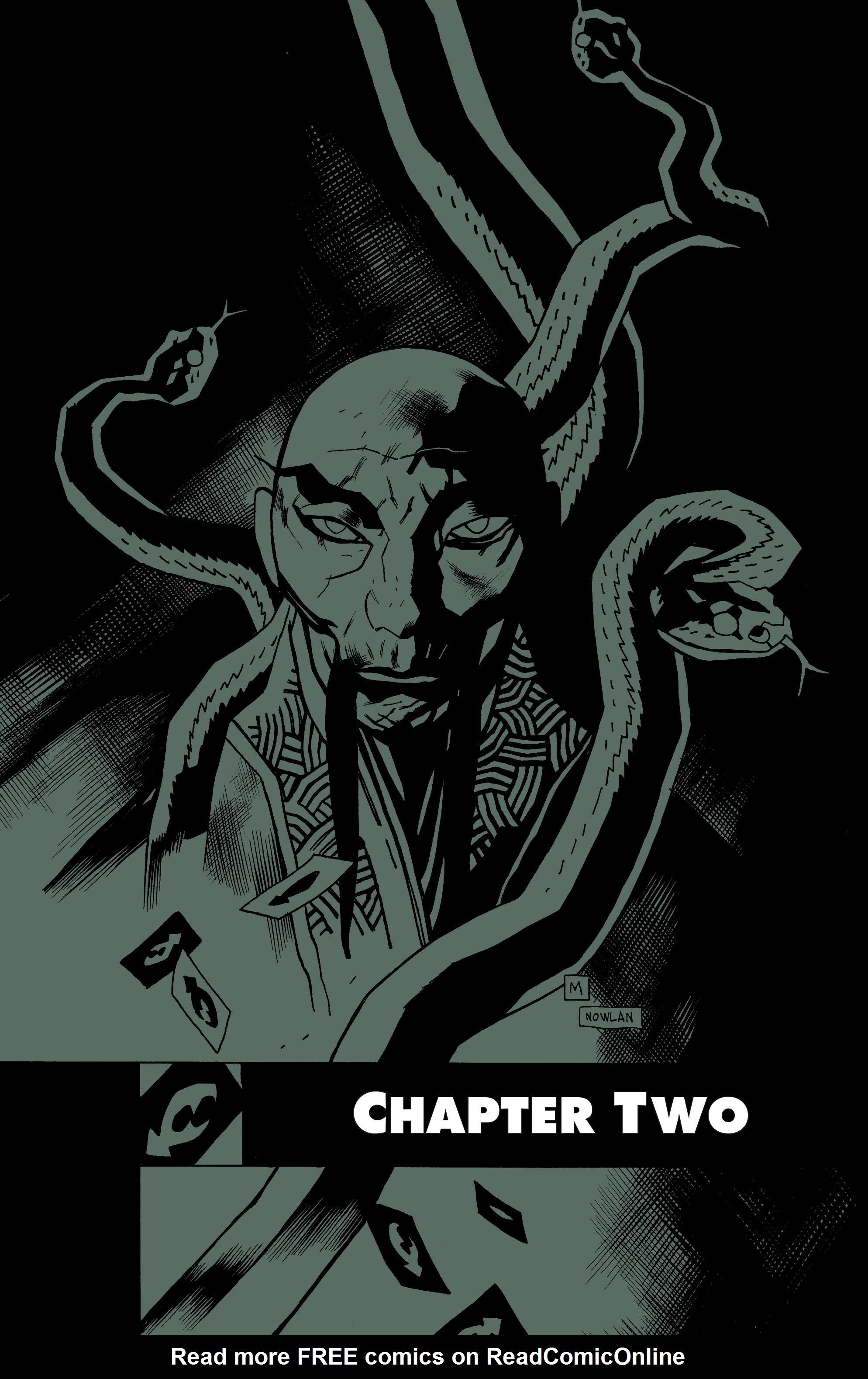 Read online B.P.R.D. (2003) comic -  Issue # TPB 10 - 42
